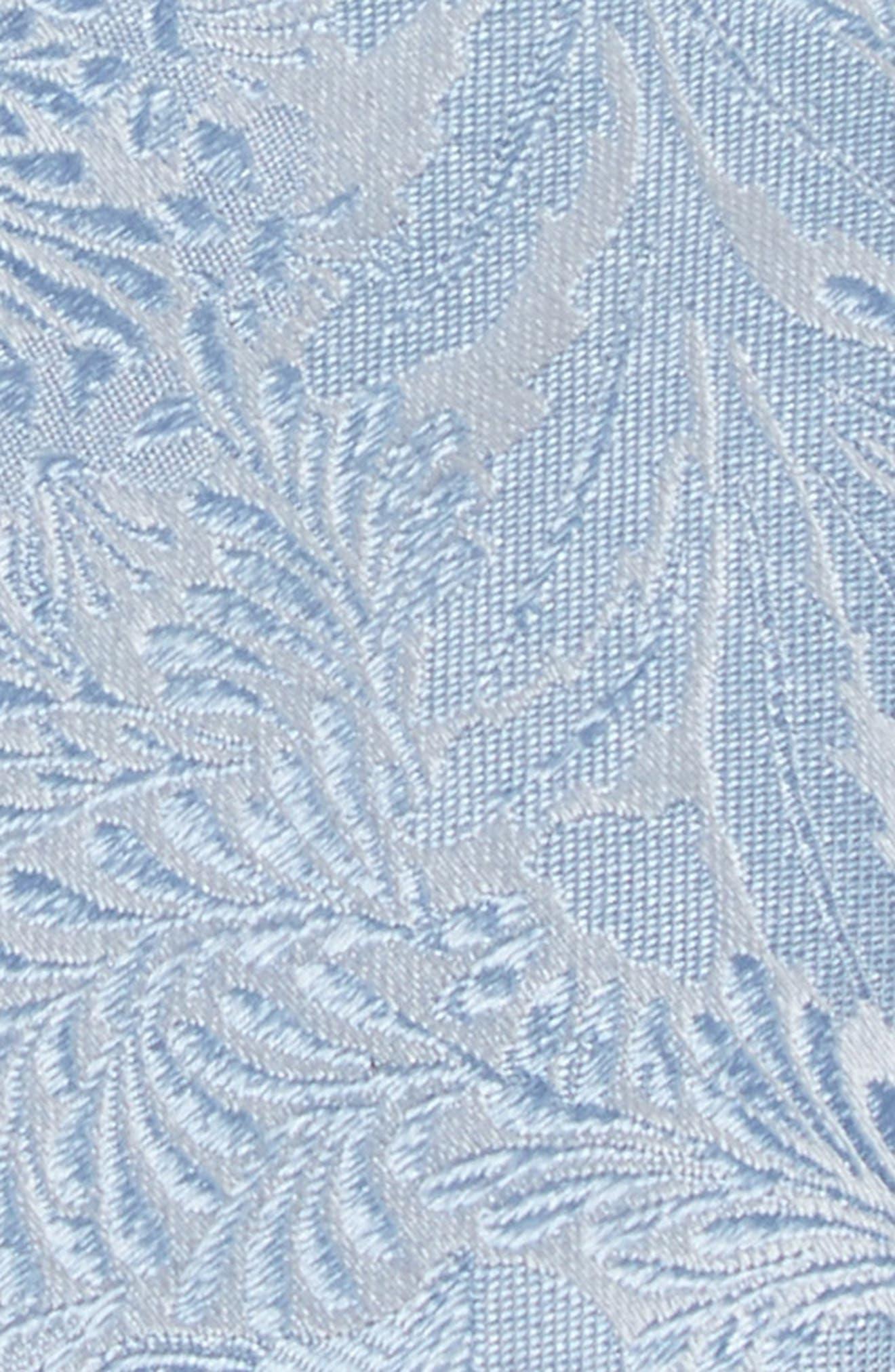 Tonal Floral Silk Tie,                             Alternate thumbnail 5, color,