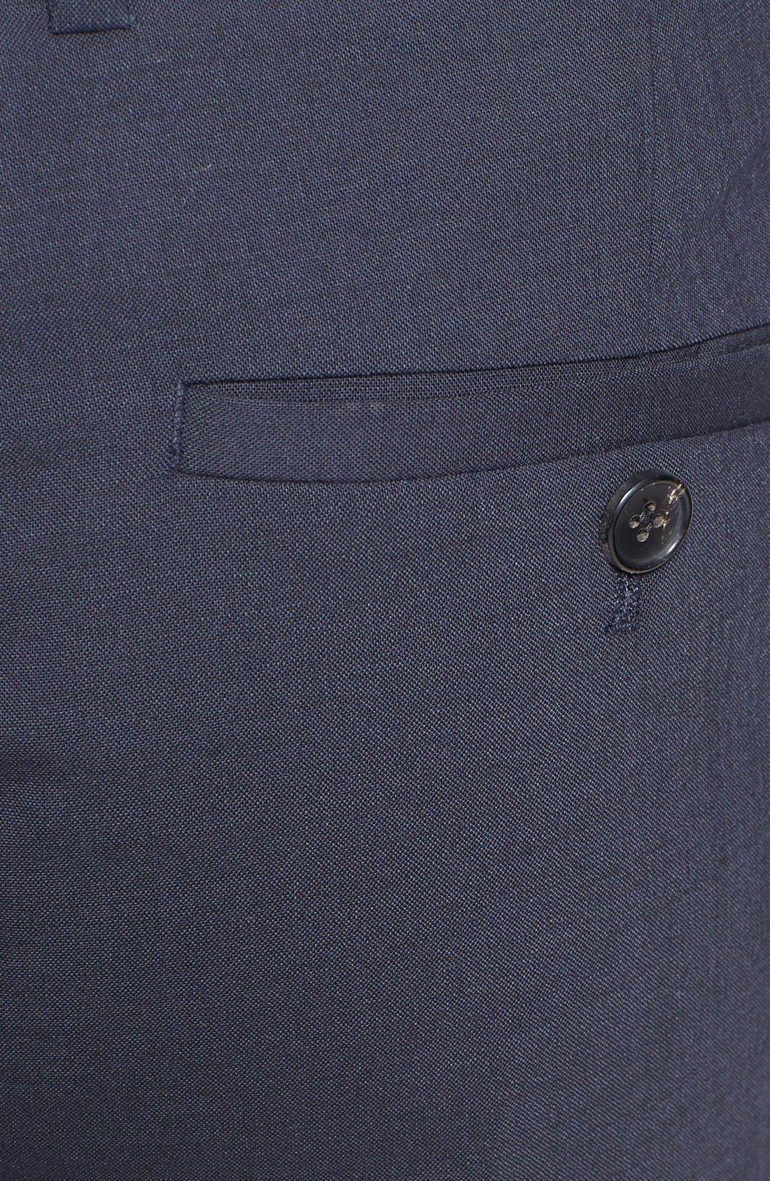'Marlo New Tailor' Slim Fit Pants,                             Alternate thumbnail 17, color,