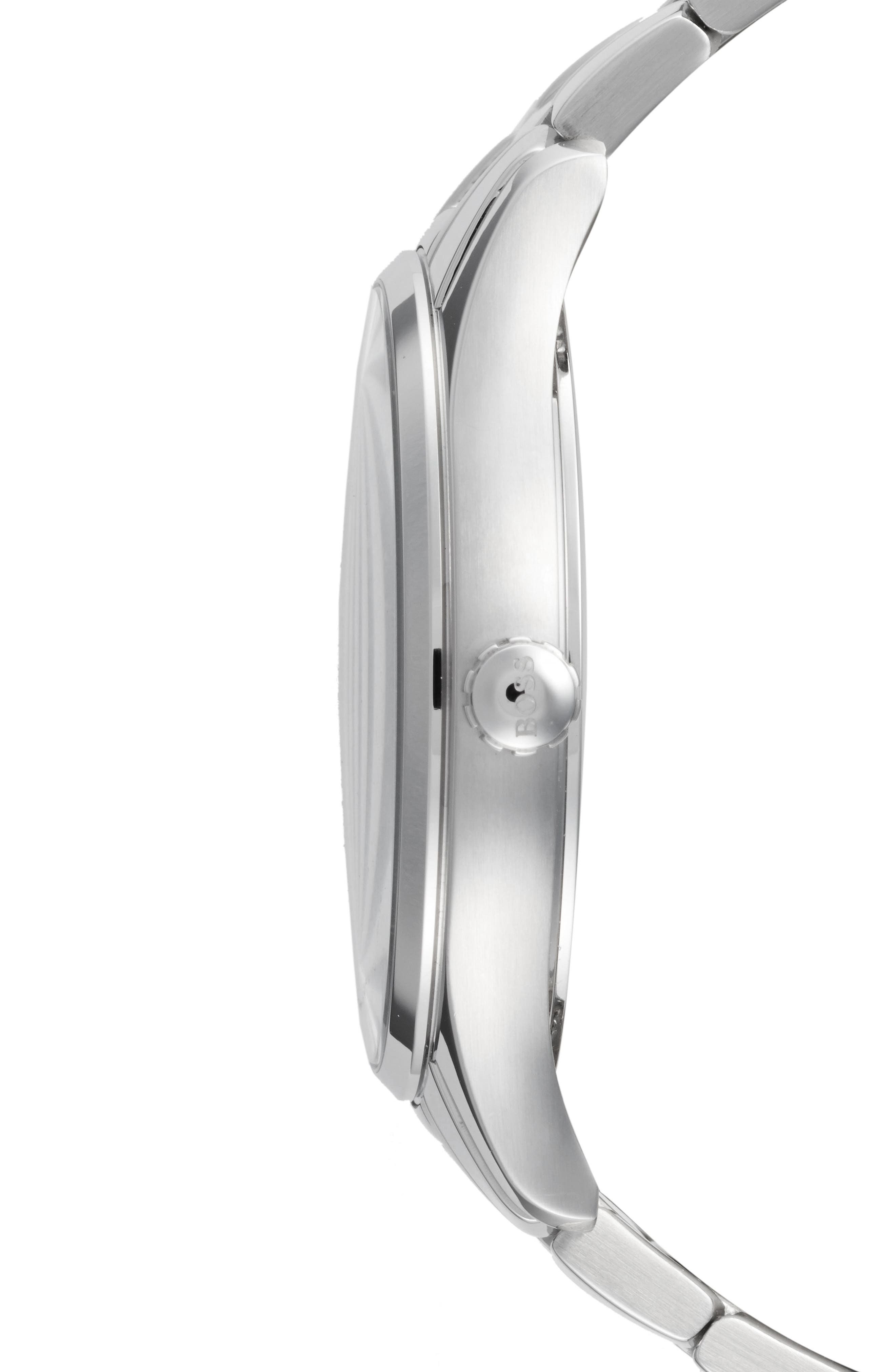 Governor Bracelet Watch, 44mm,                             Alternate thumbnail 3, color,                             040