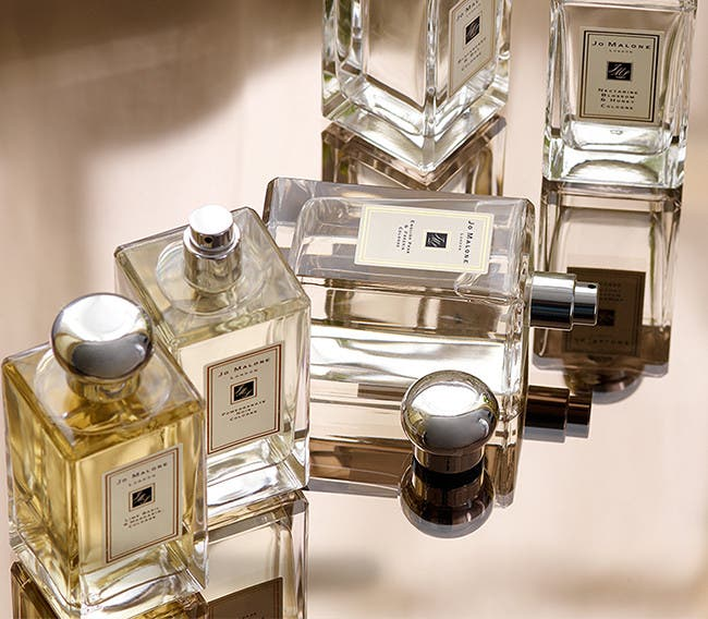 Explore Jo Malone London fragrances.