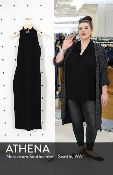Mock Neck Body-Con Dress, sales video thumbnail