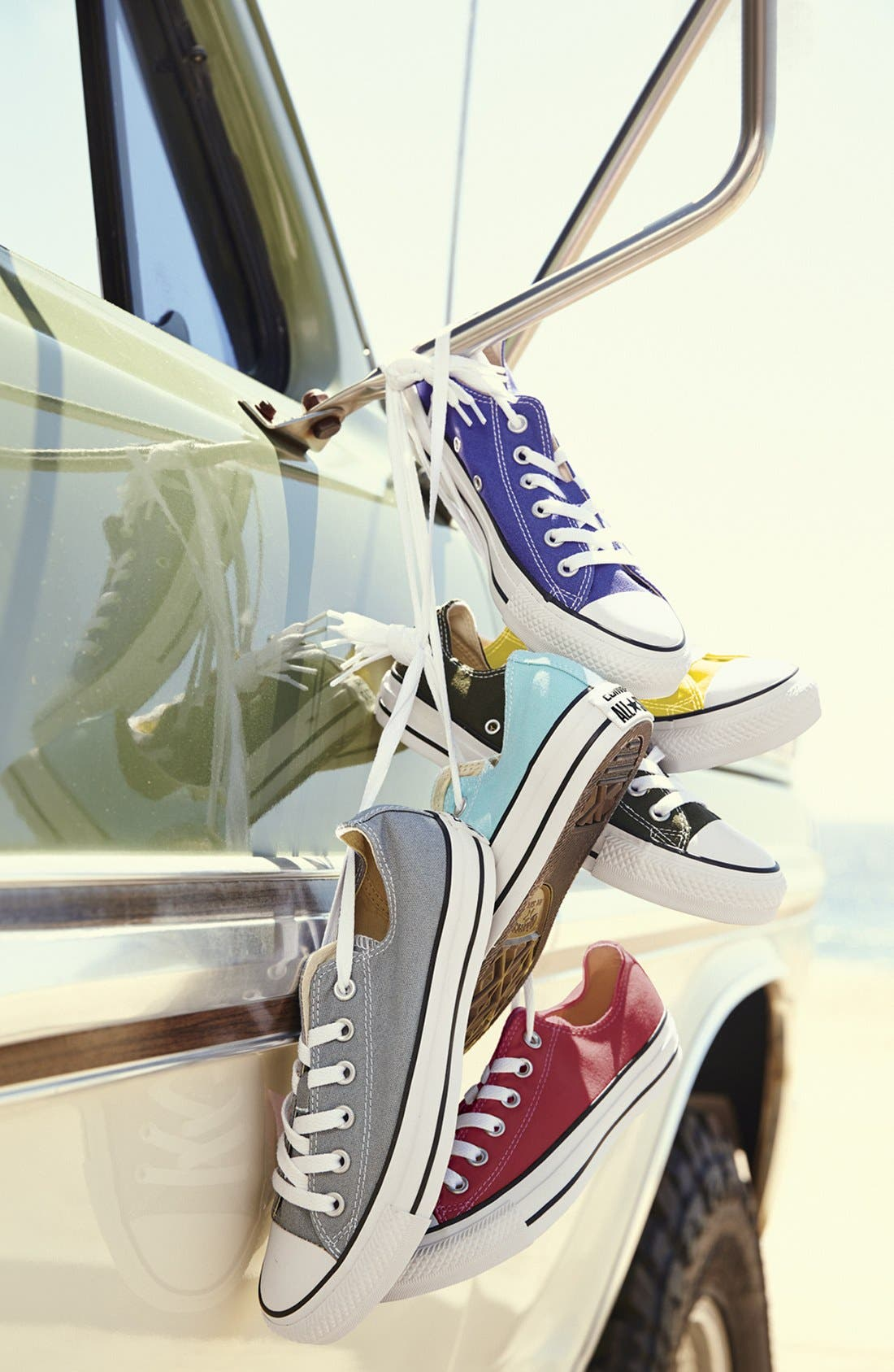 CONVERSE,                             Chuck Taylor<sup>®</sup> All Star<sup>®</sup> Sneaker,                             Alternate thumbnail 7, color,                             020