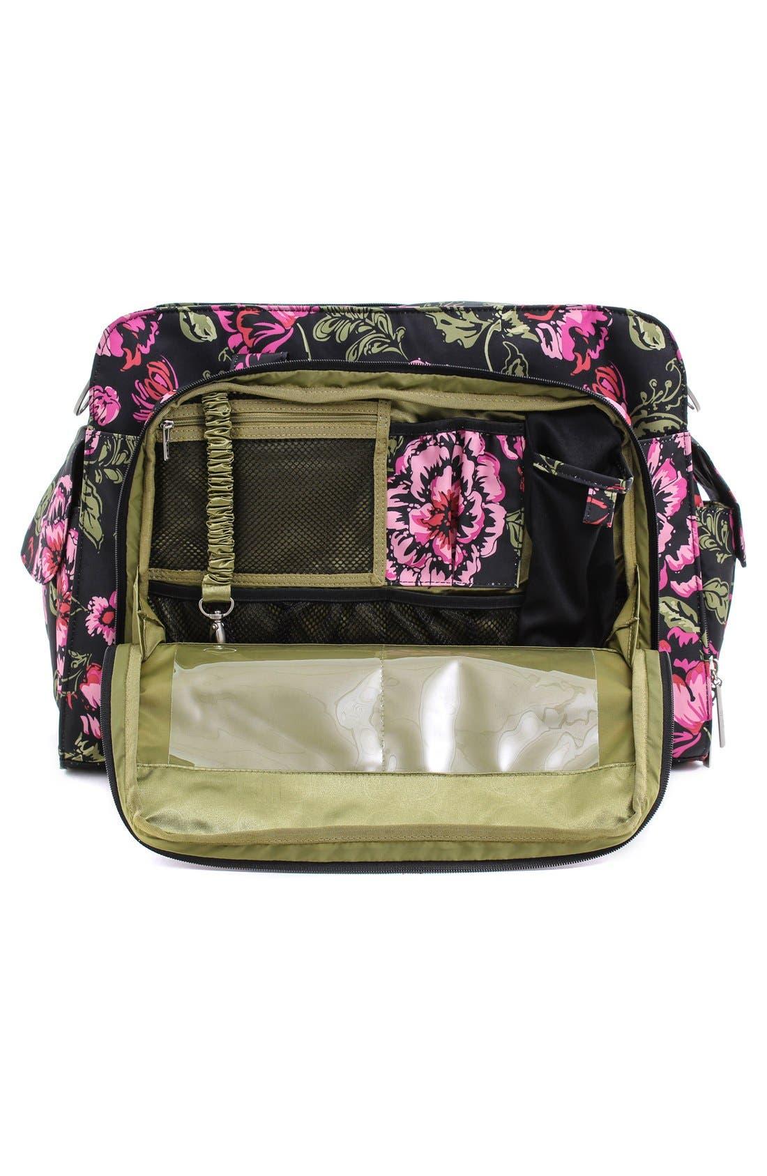 'BFF' Diaper Bag,                             Alternate thumbnail 113, color,