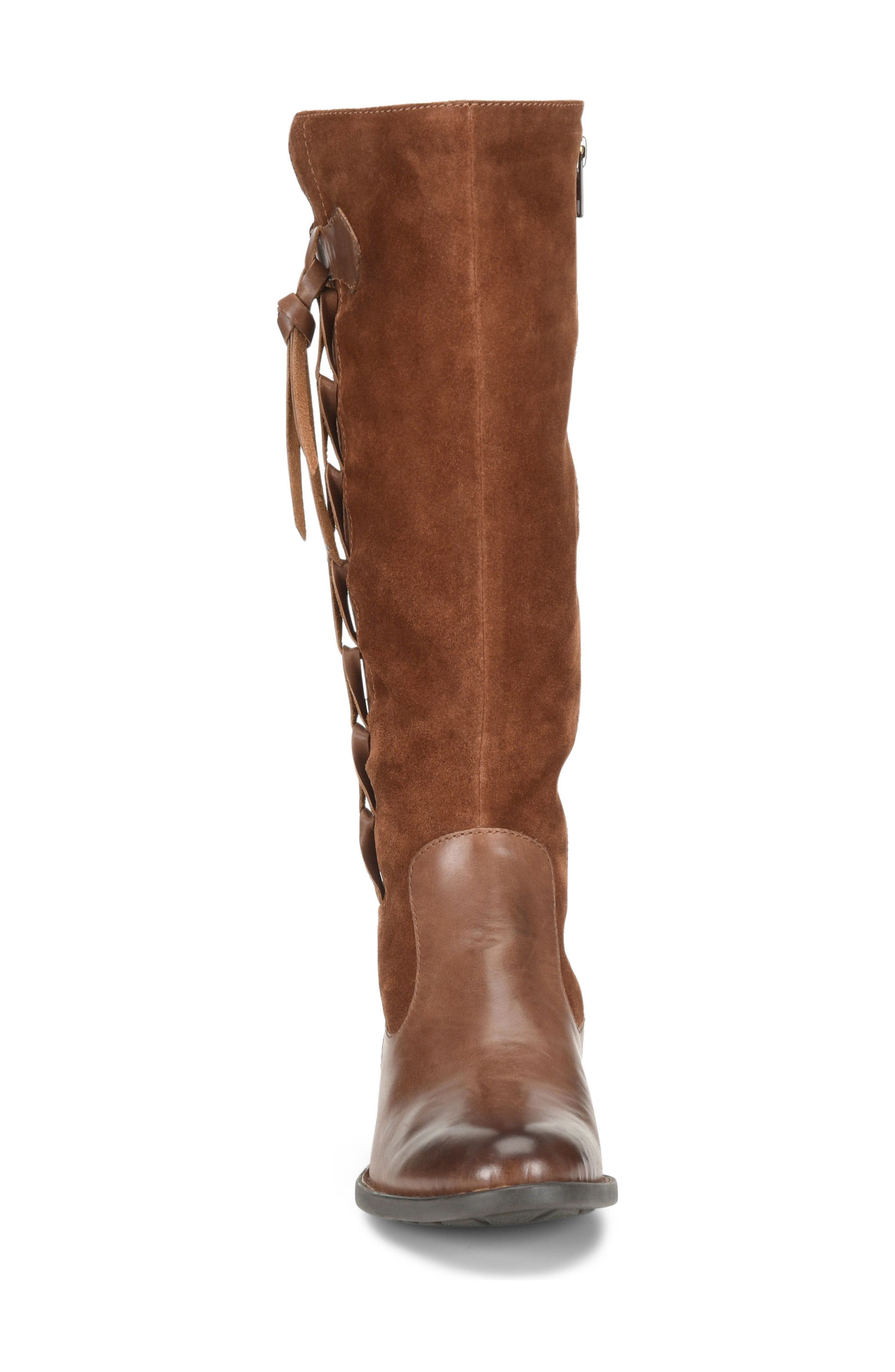 Cook Knee High Boot,                             Alternate thumbnail 23, color,