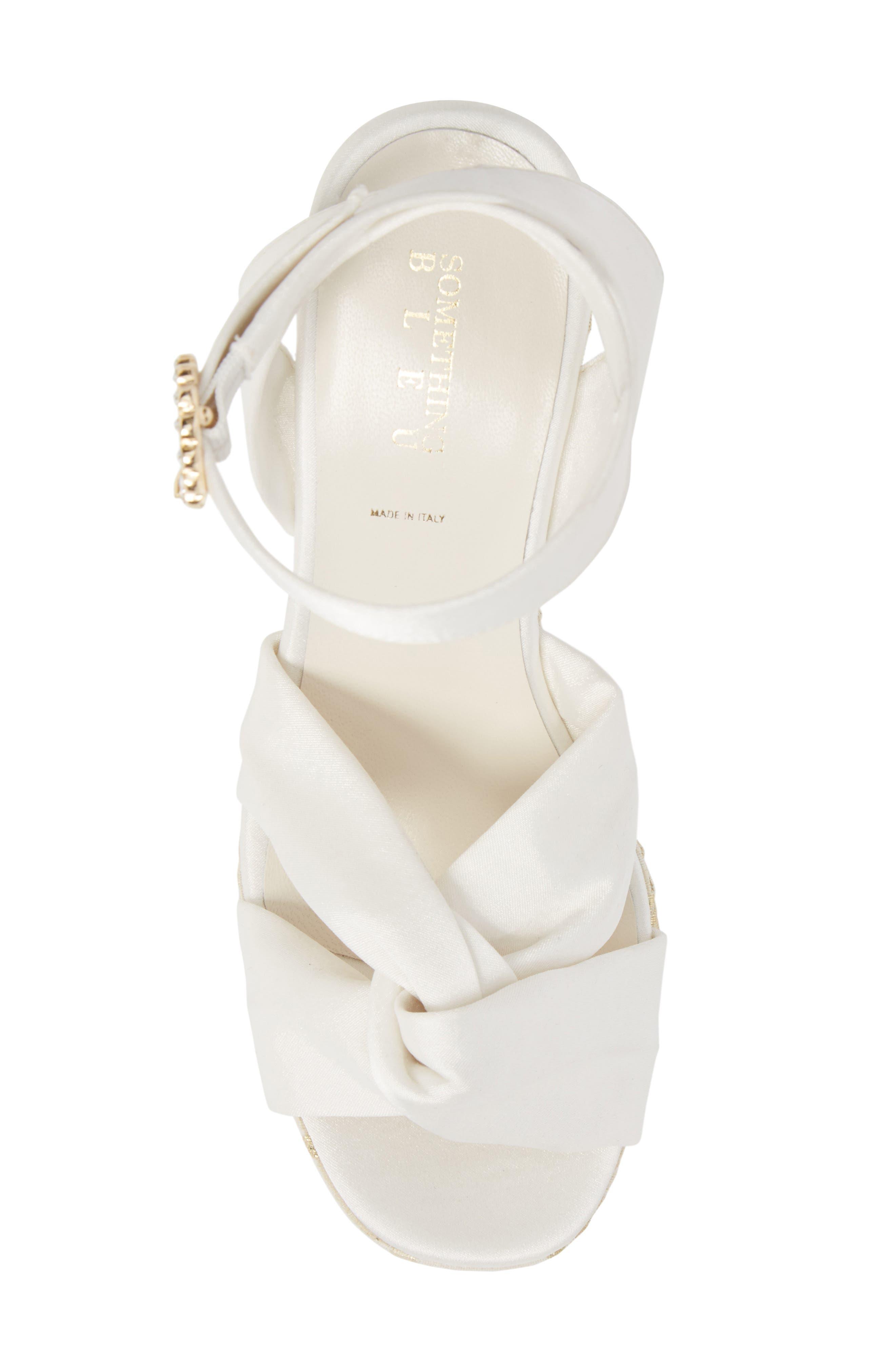 Serena Brocade Platform Sandal,                             Alternate thumbnail 20, color,