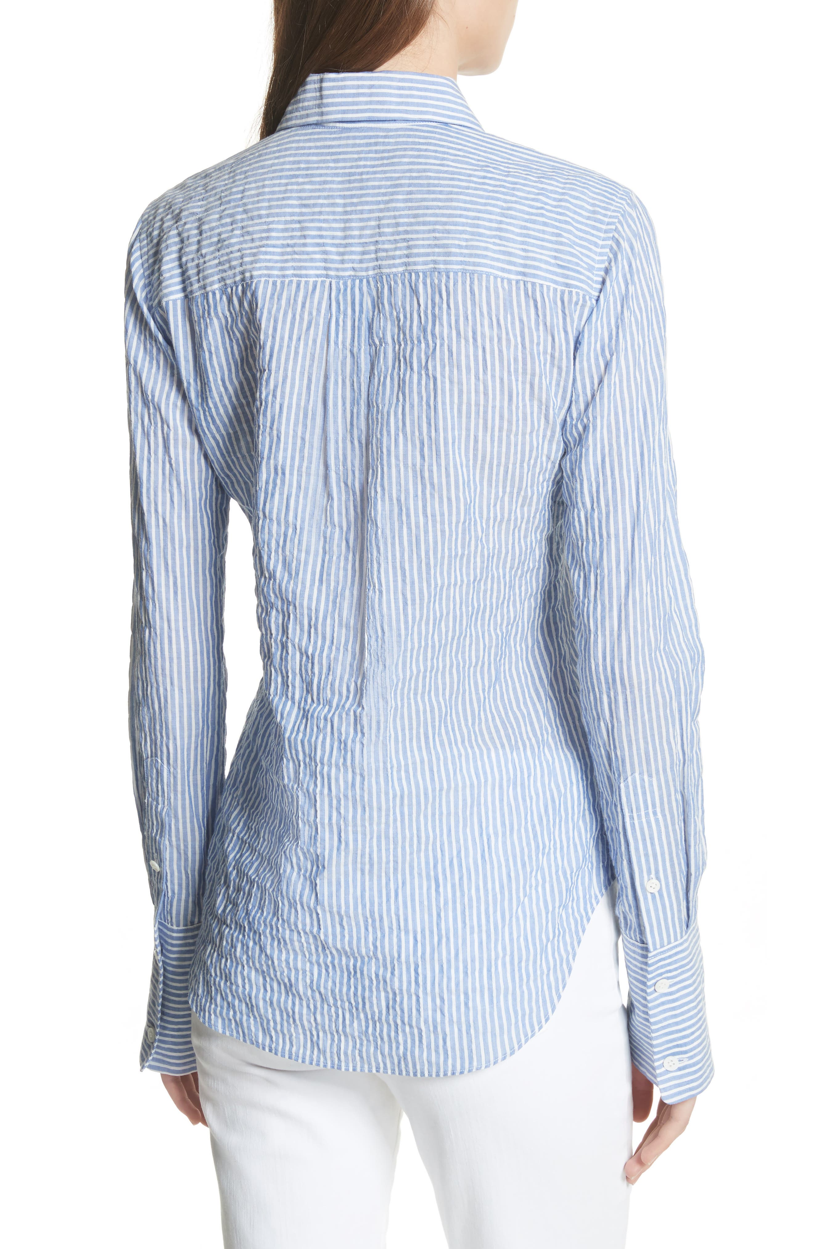 Classic Button Down Shirt,                             Alternate thumbnail 2, color,