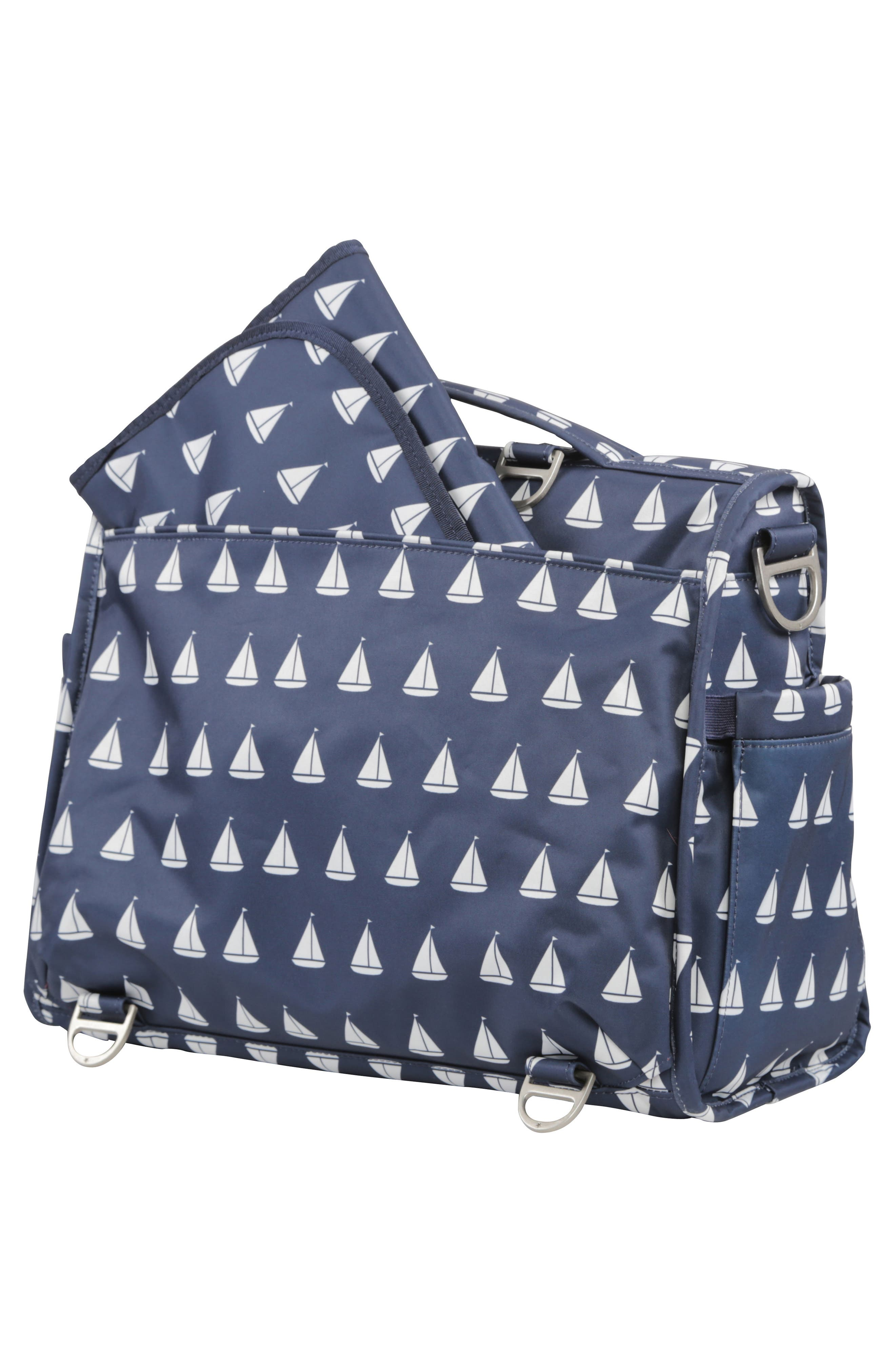 BFF - Coastal Collection Diaper Bag,                             Alternate thumbnail 10, color,