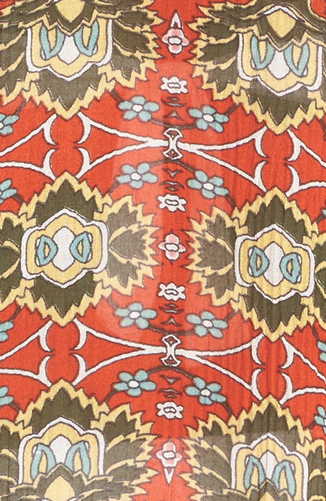 Cover-Up Kimono,                             Alternate thumbnail 5, color,