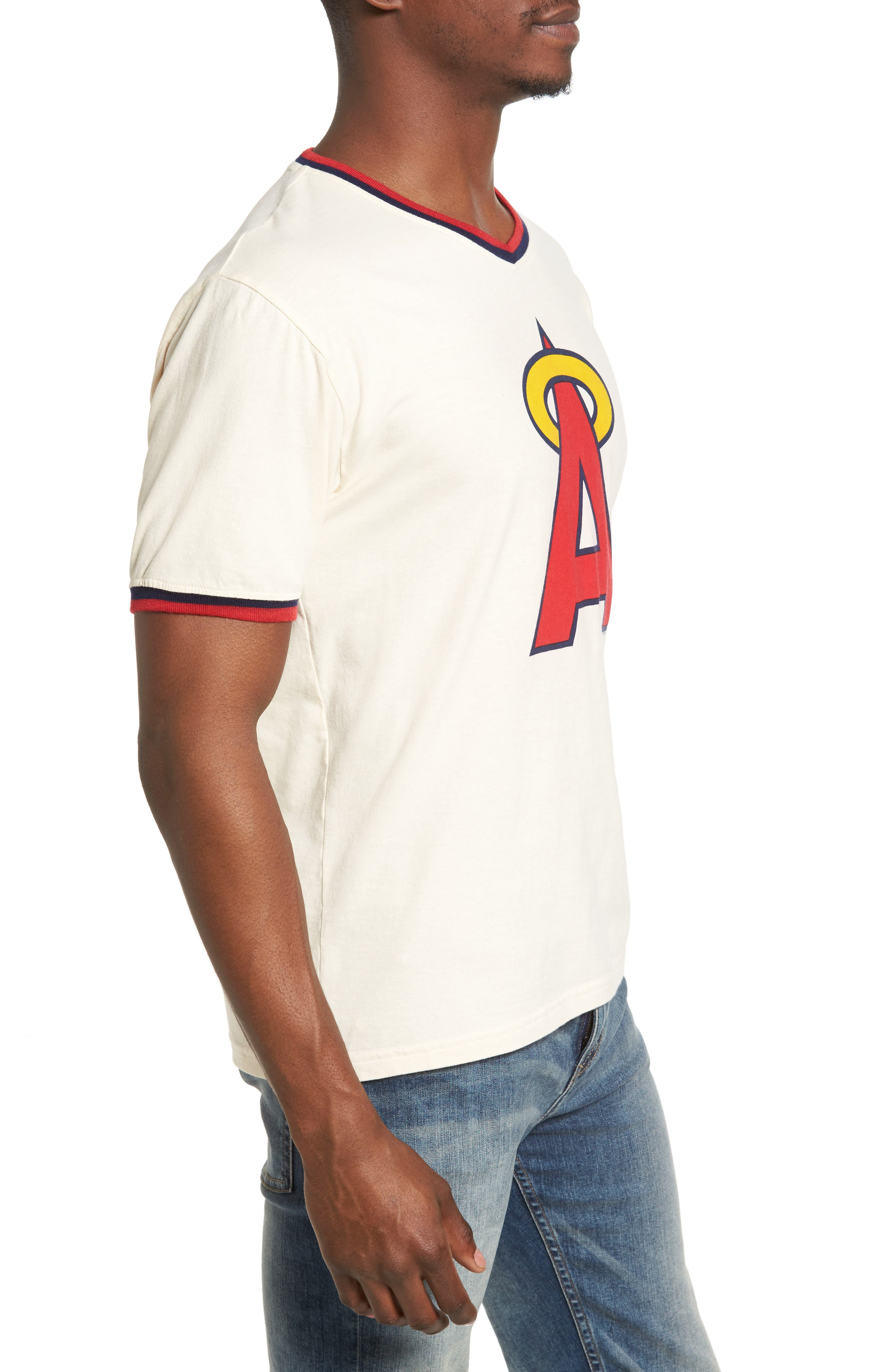 Eastwood Los Angeles Angels of Anaheim T-Shirt,                             Alternate thumbnail 3, color,