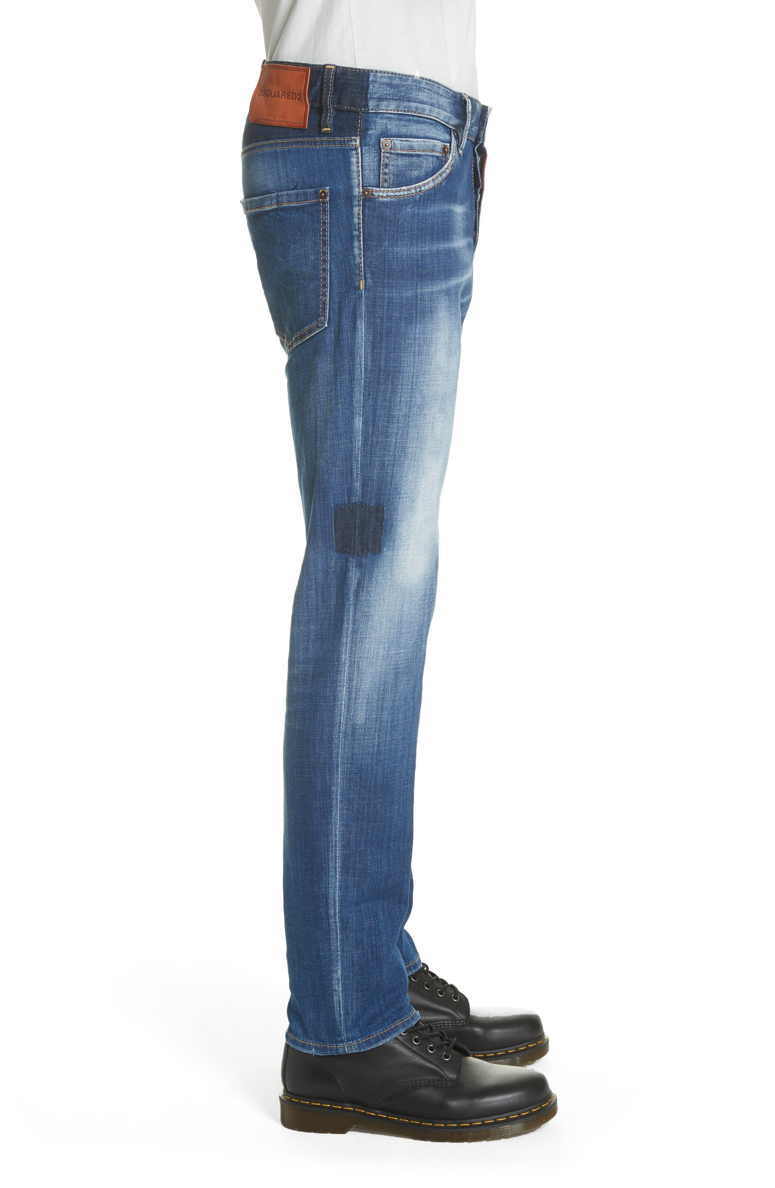 Pulito Cool Guy Jeans,                             Alternate thumbnail 3, color,