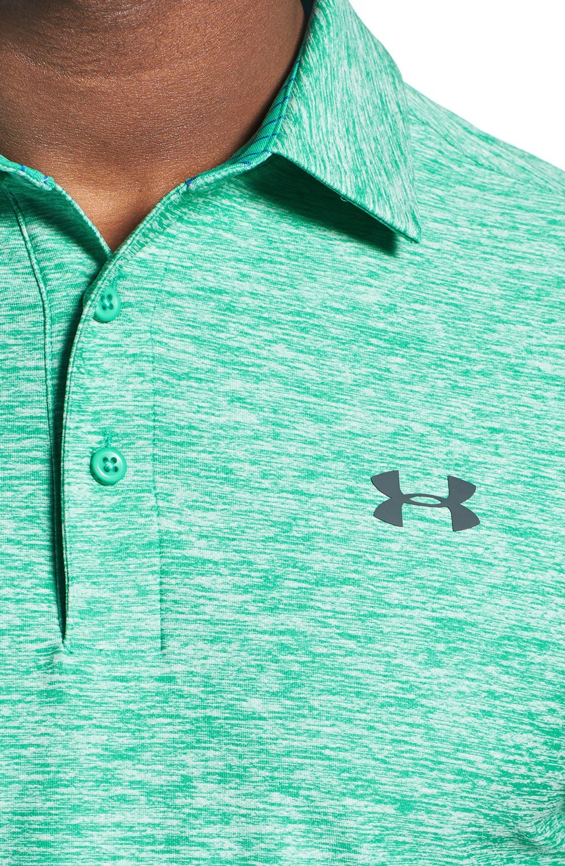 'Playoff' Loose Fit Short Sleeve Polo,                             Alternate thumbnail 253, color,