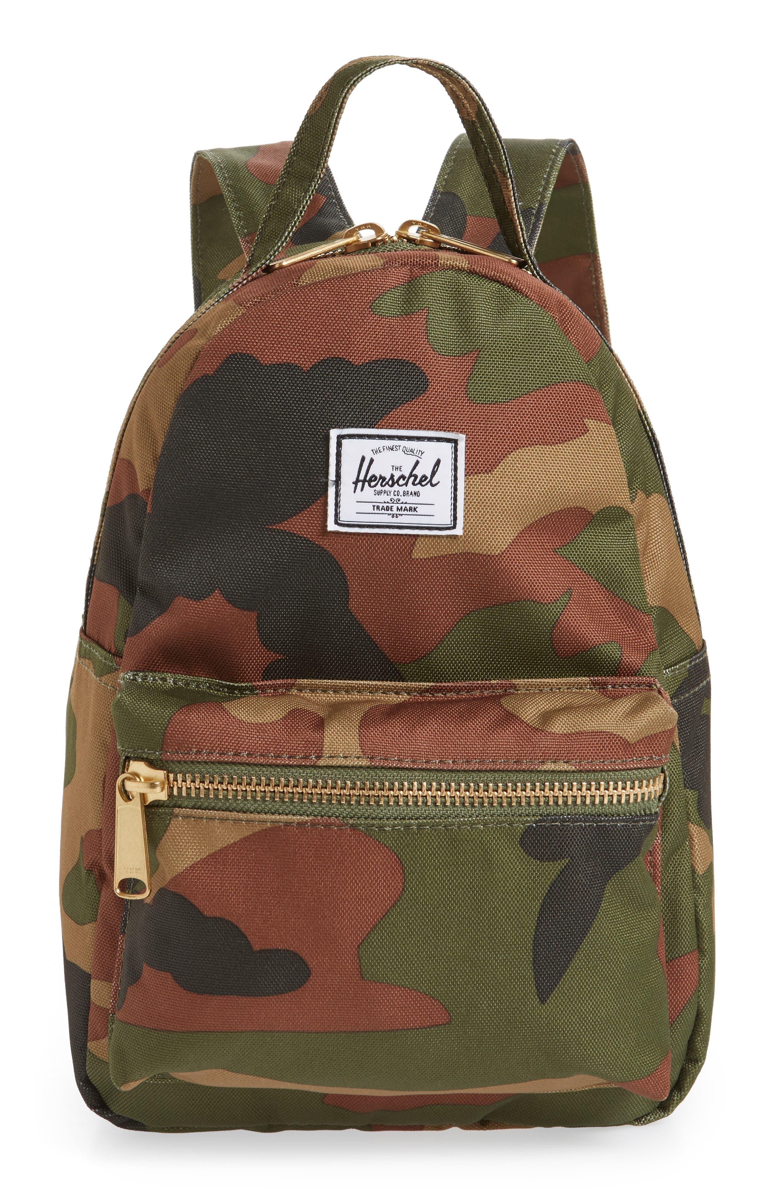 Herschel Supply Co. Mini Nova Backpack - Green