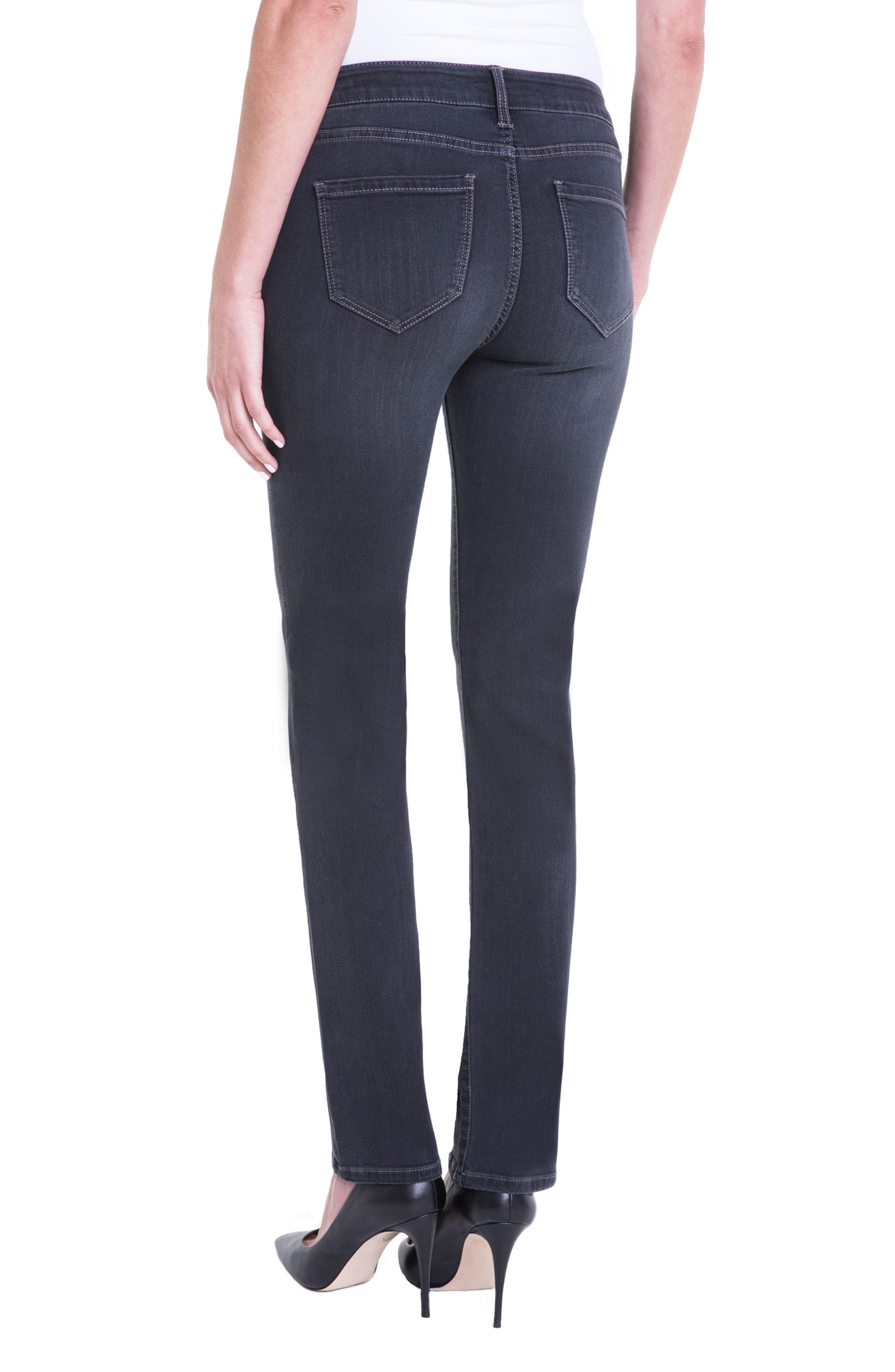 Sadie Straight Jeans,                             Alternate thumbnail 2, color,