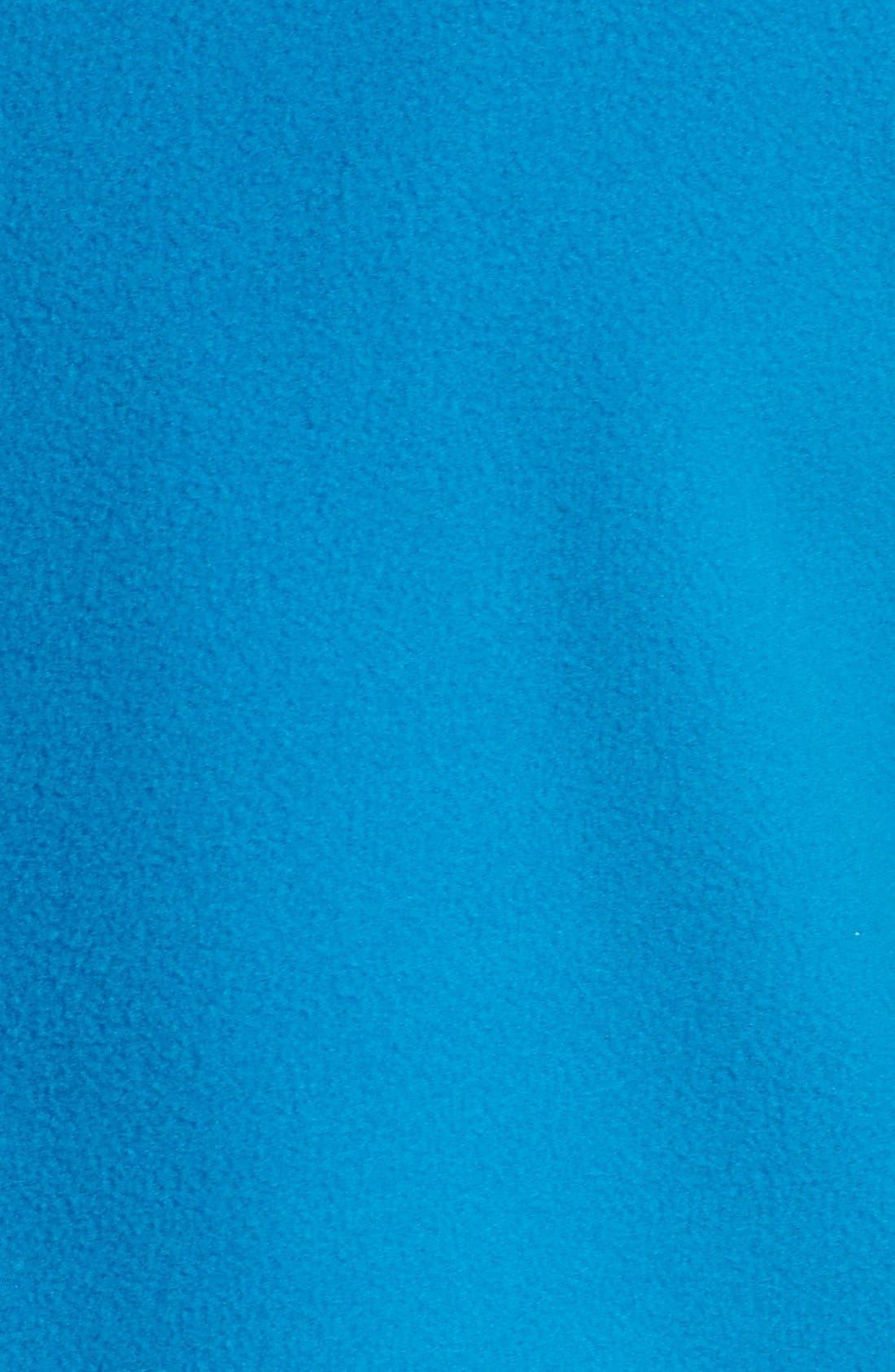 'TKA 100 Glacier' Quarter Zip Fleece Pullover,                             Alternate thumbnail 184, color,