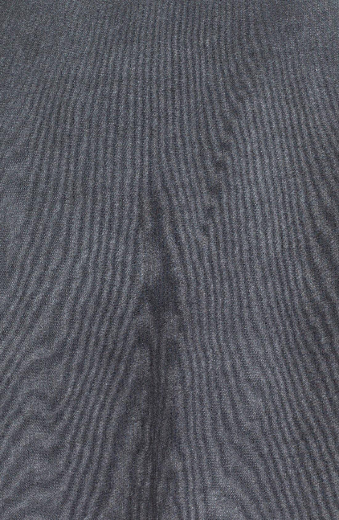 Slim Fit Garment Washed Sport Shirt,                             Alternate thumbnail 14, color,