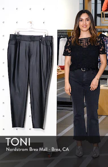 Sweetheart Coated Pull-On Pants, sales video thumbnail