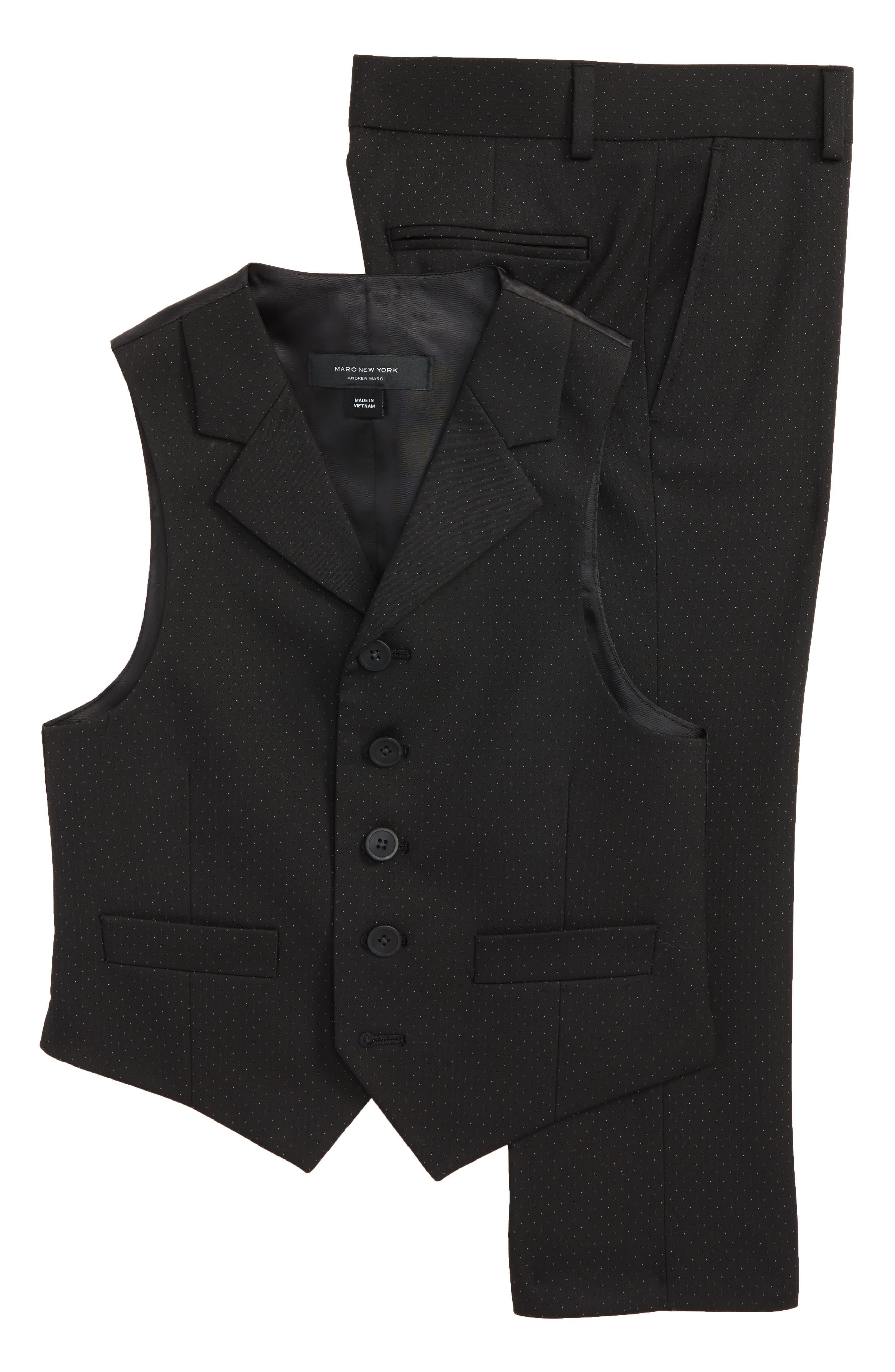 Vest & Pants Set,                         Main,                         color, 001