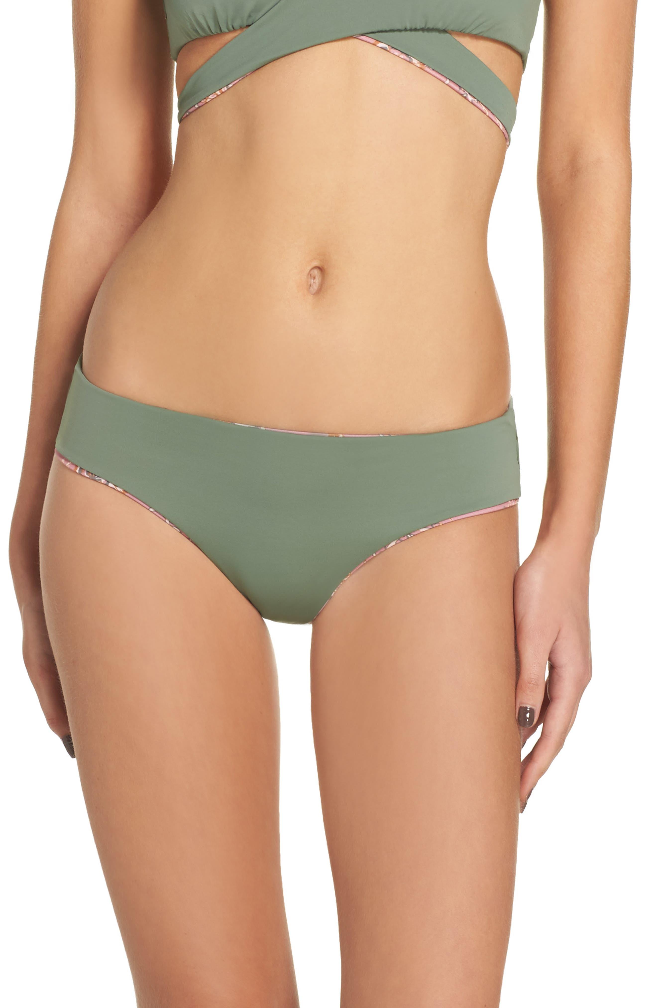 Reversible Hipster Bikini Bottoms,                             Alternate thumbnail 14, color,