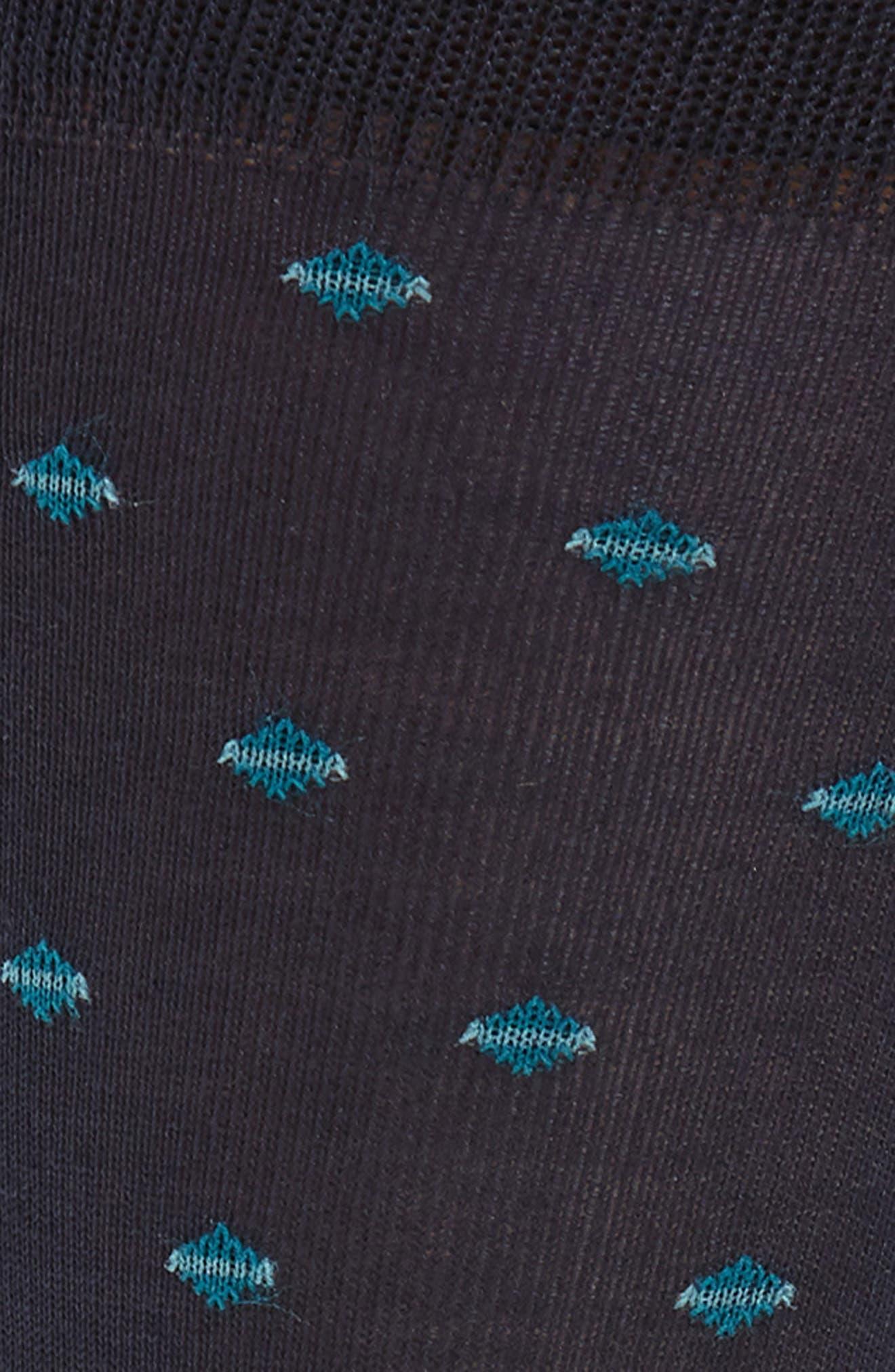 Diamond Socks,                             Alternate thumbnail 2, color,                             410