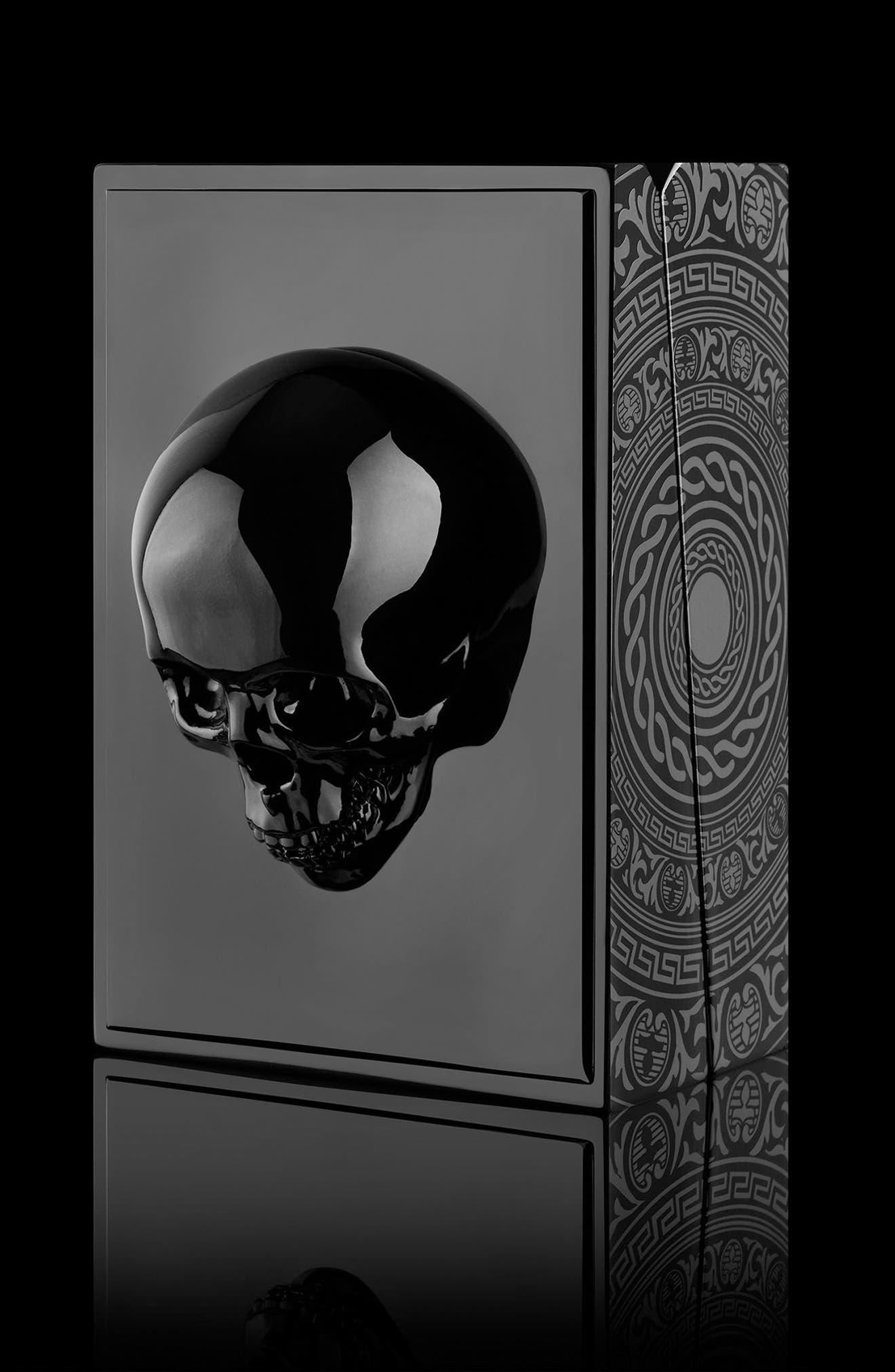 Black Phantom Memento Mori Eau de Parfum Refillable Spray,                             Alternate thumbnail 8, color,                             NO COLOR