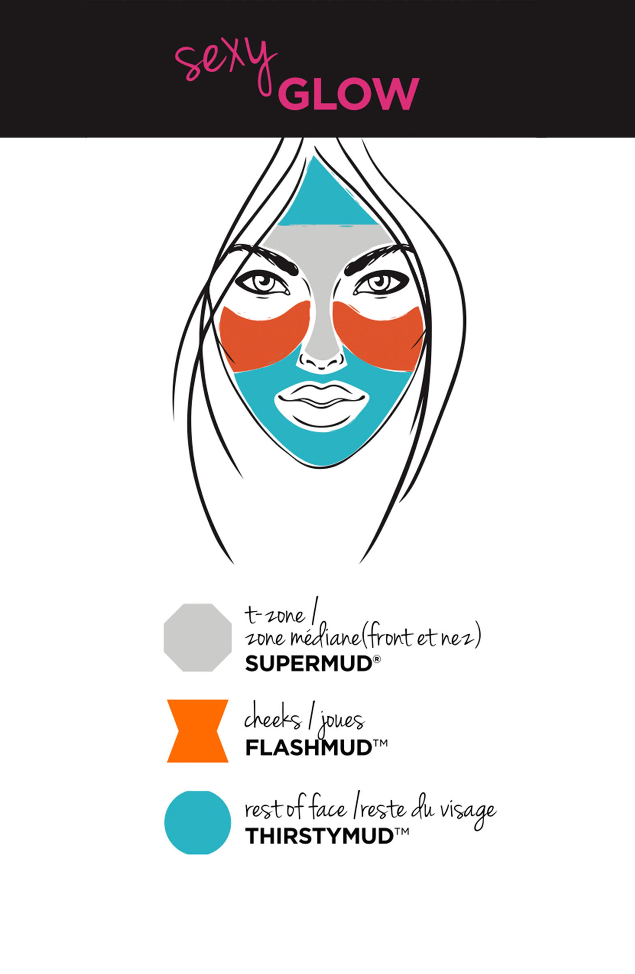 FLASHMUD<sup>™</sup> Brightening Treatment,                             Alternate thumbnail 3, color,                             NO COLOR