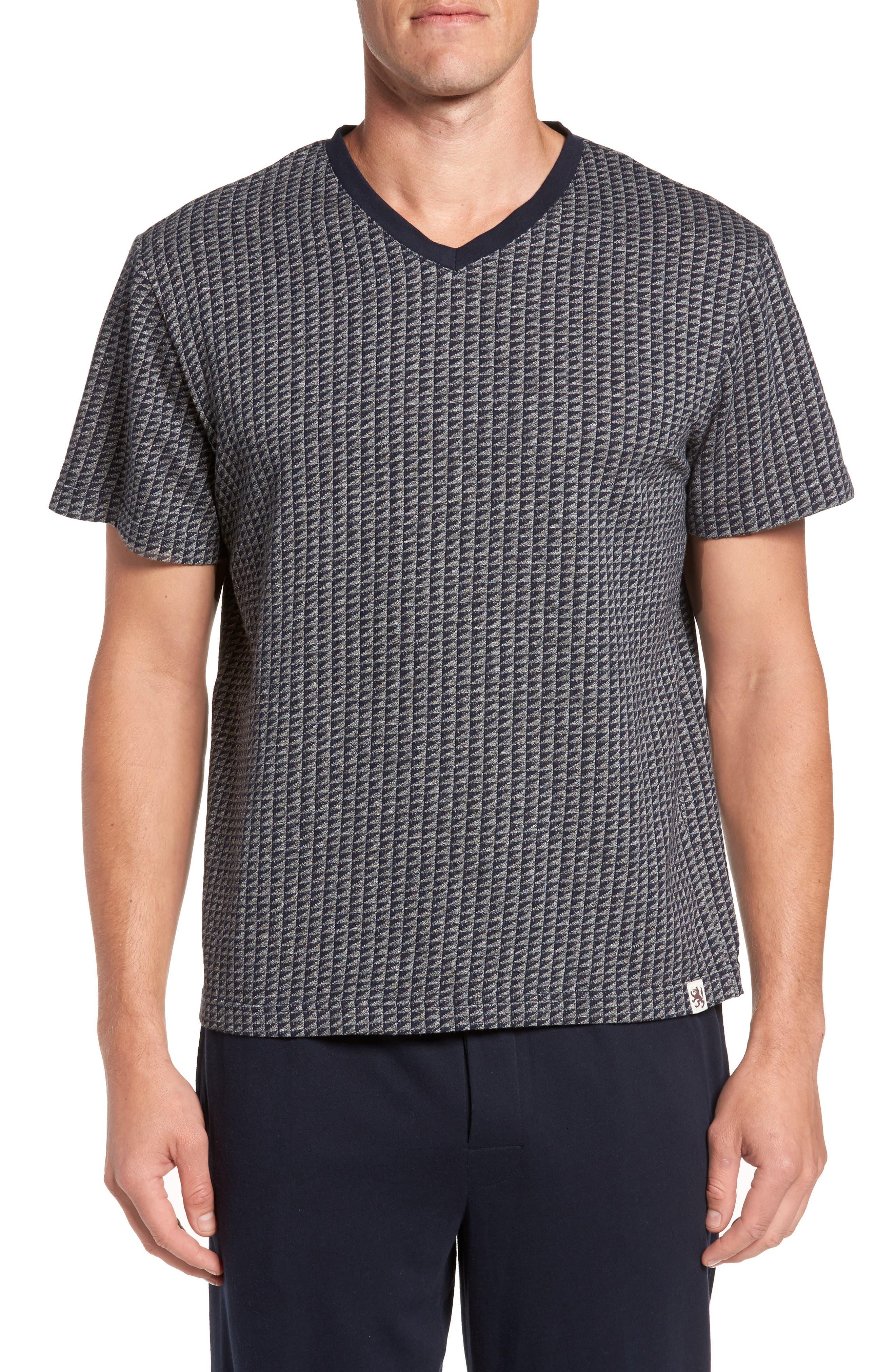 Trey V-Neck T-Shirt,                             Main thumbnail 1, color,                             030