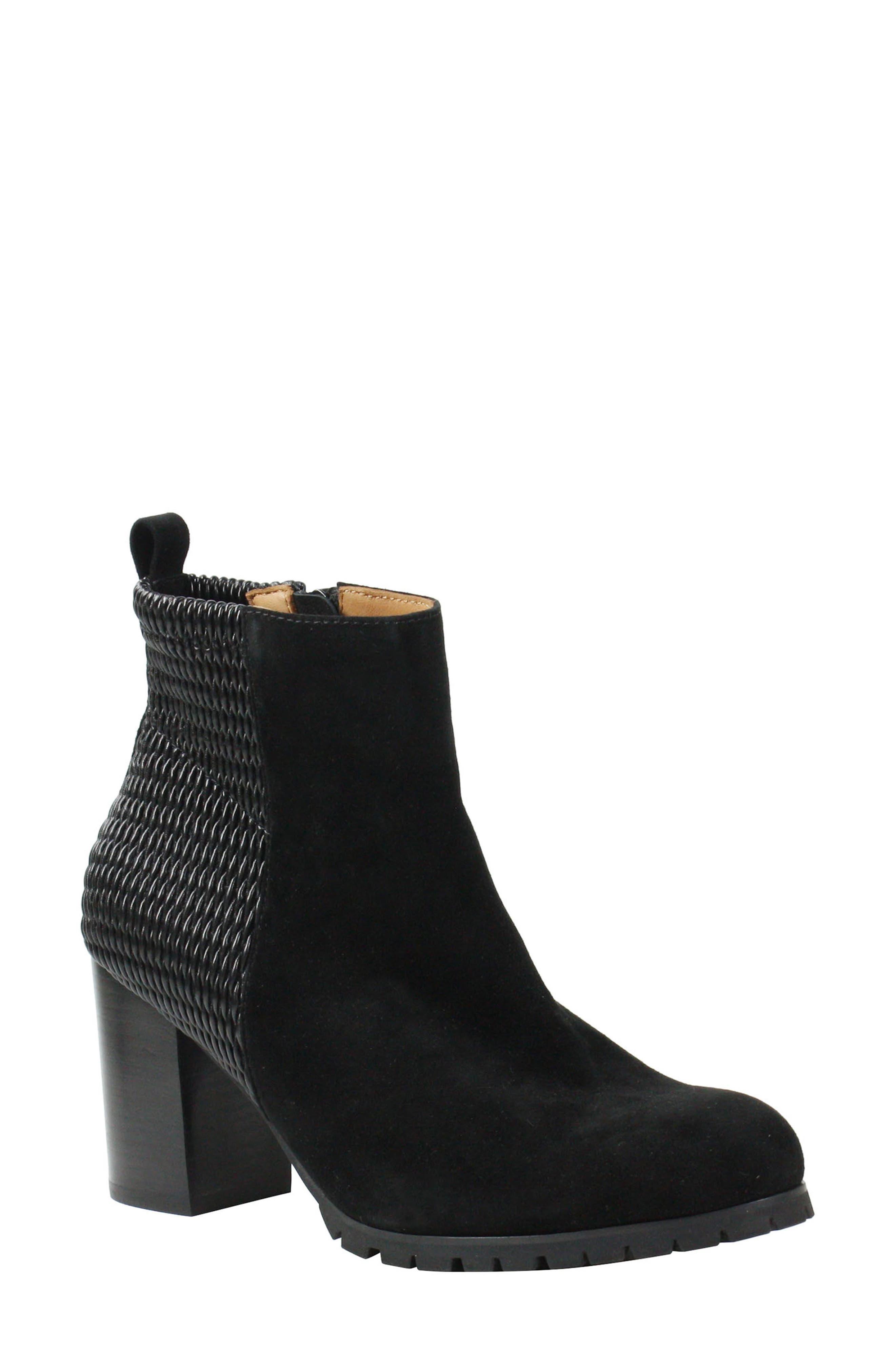 Webberley Bootie,                             Main thumbnail 1, color,