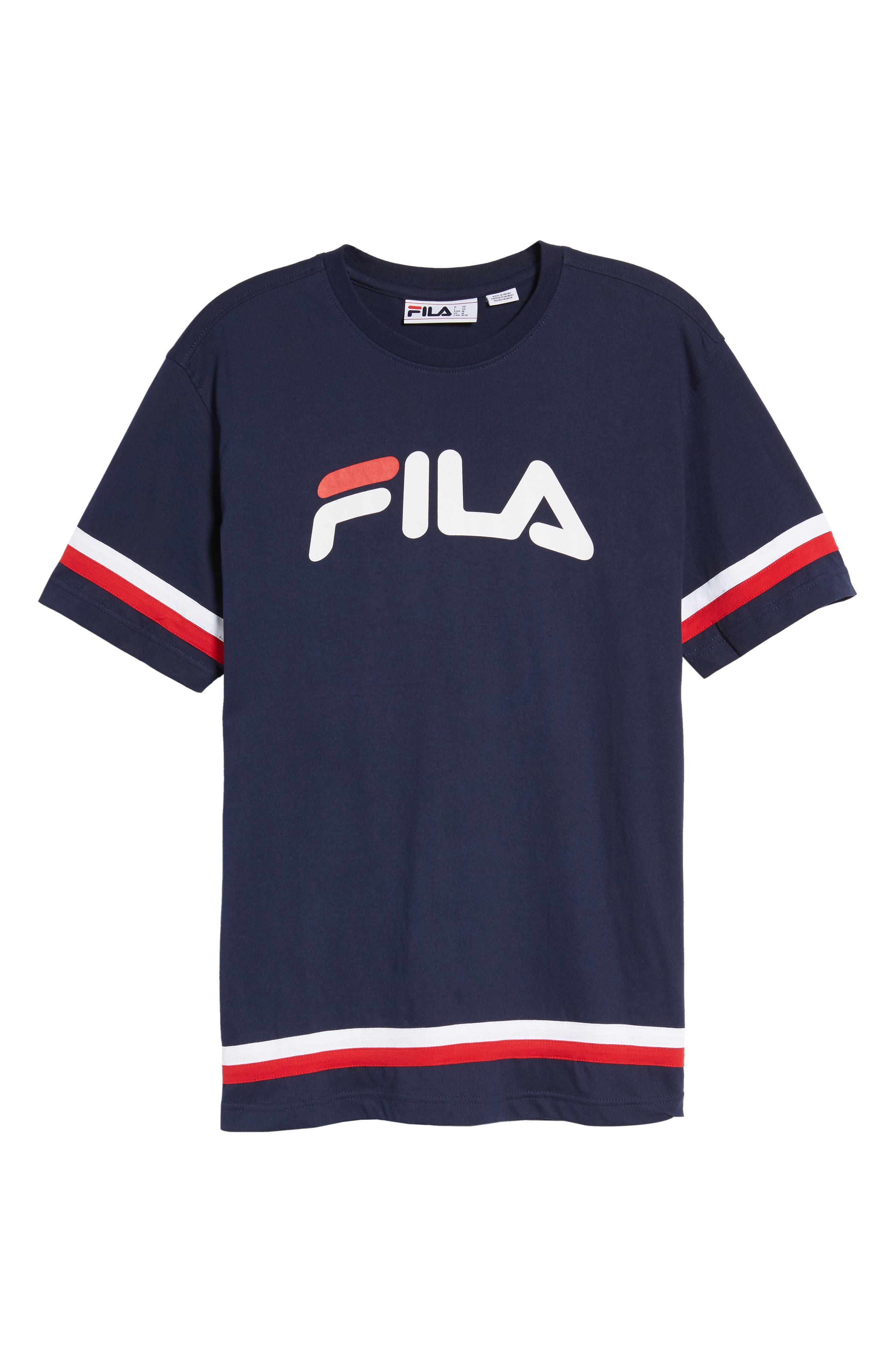 Riley T-Shirt,                             Alternate thumbnail 6, color,                             410