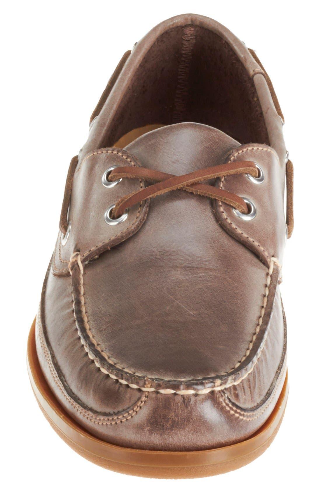 'Schooner' Boat Shoe,                             Alternate thumbnail 14, color,