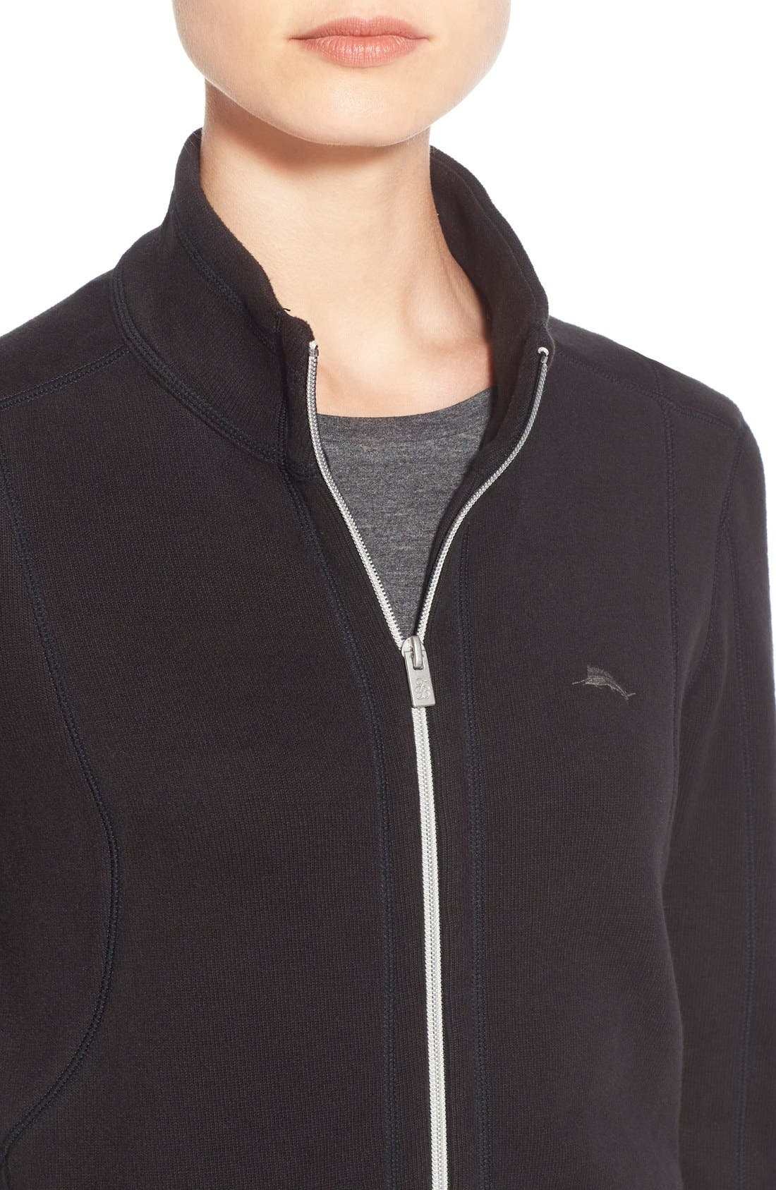 'Aruba' Full Zip Sweatshirt,                             Alternate thumbnail 33, color,