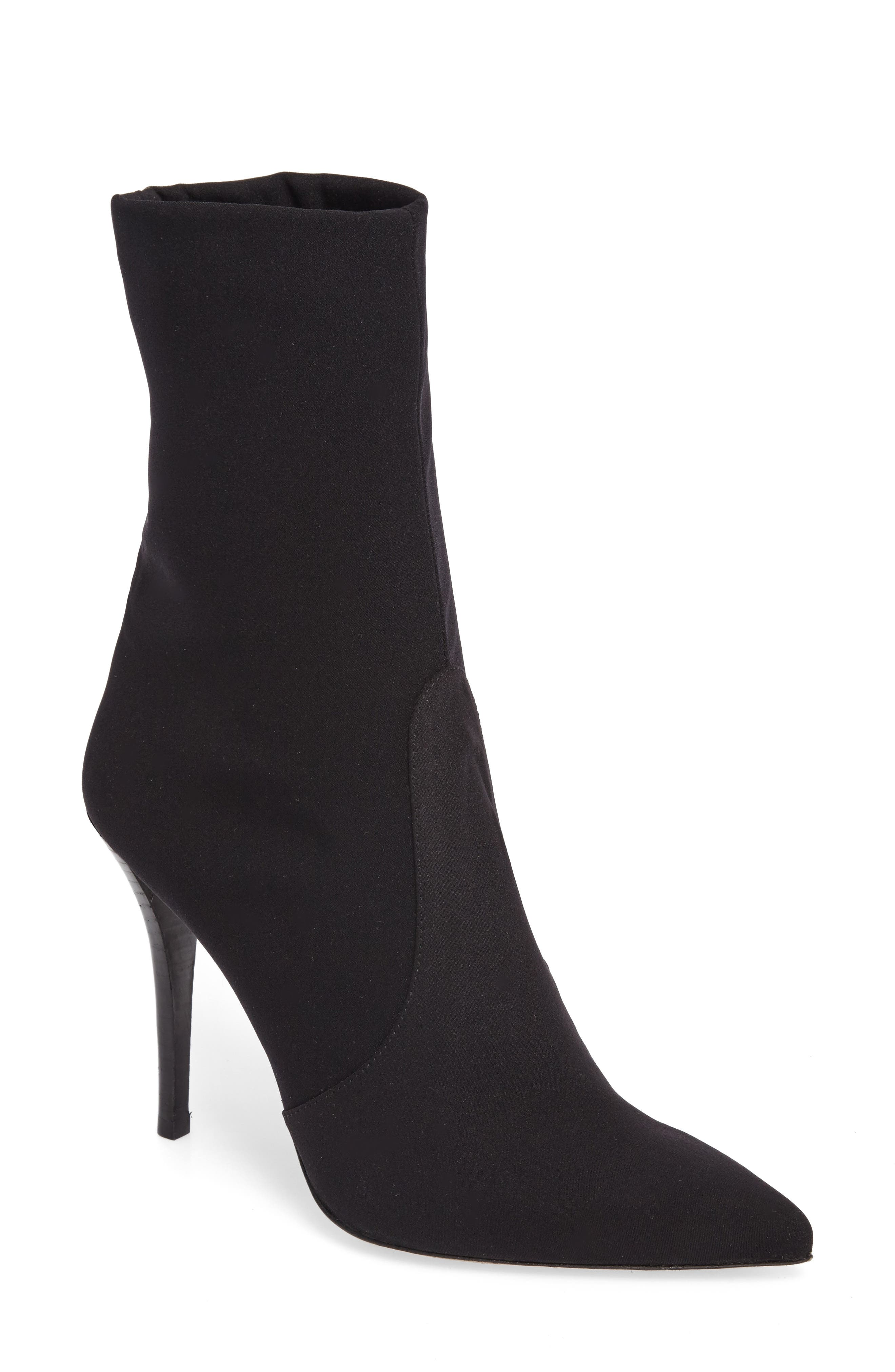 HiFi Pointy Toe Bootie,                         Main,                         color, 001
