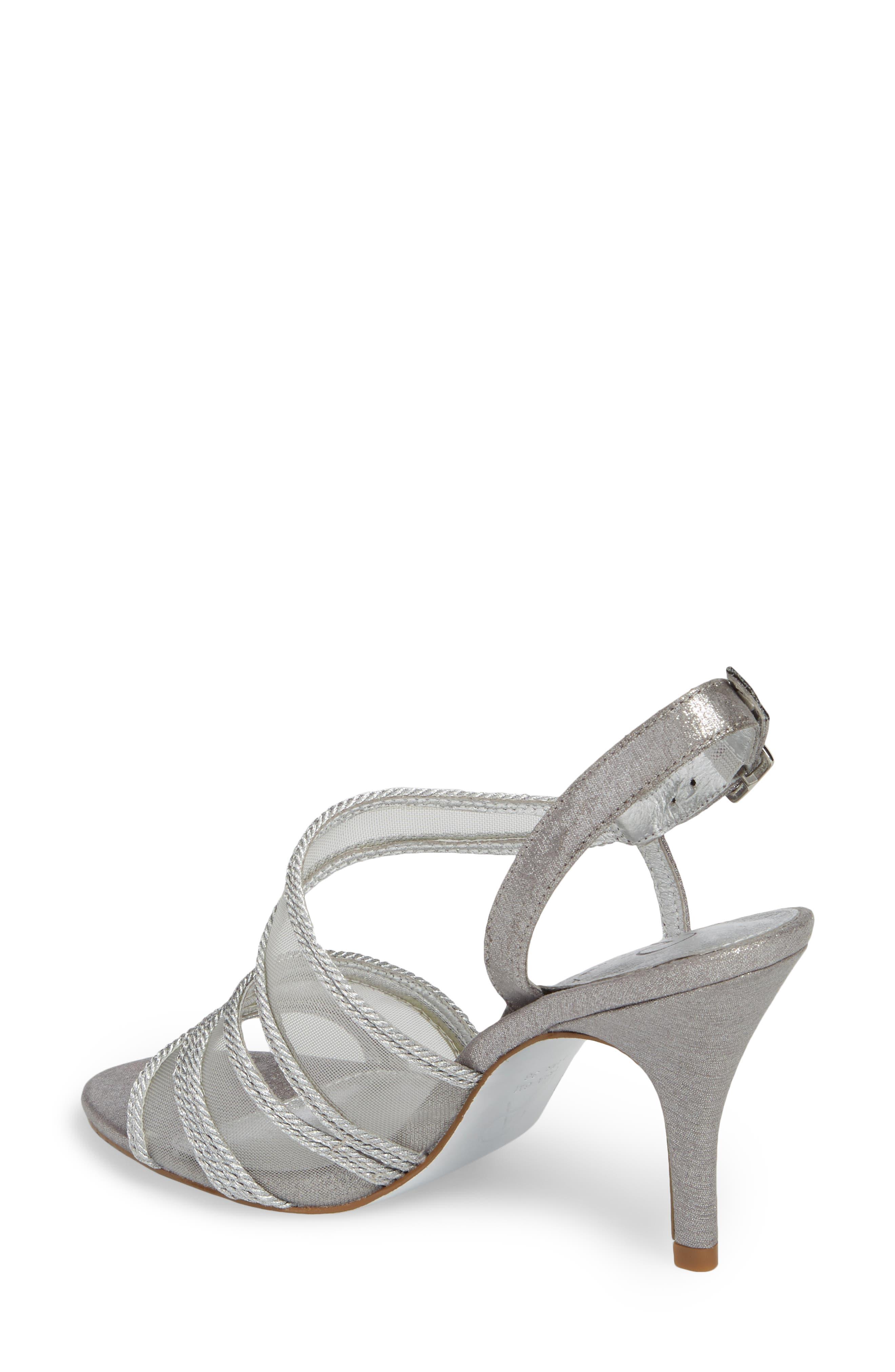 Adelphi Asymmetrical Mesh Sandal,                             Alternate thumbnail 5, color,