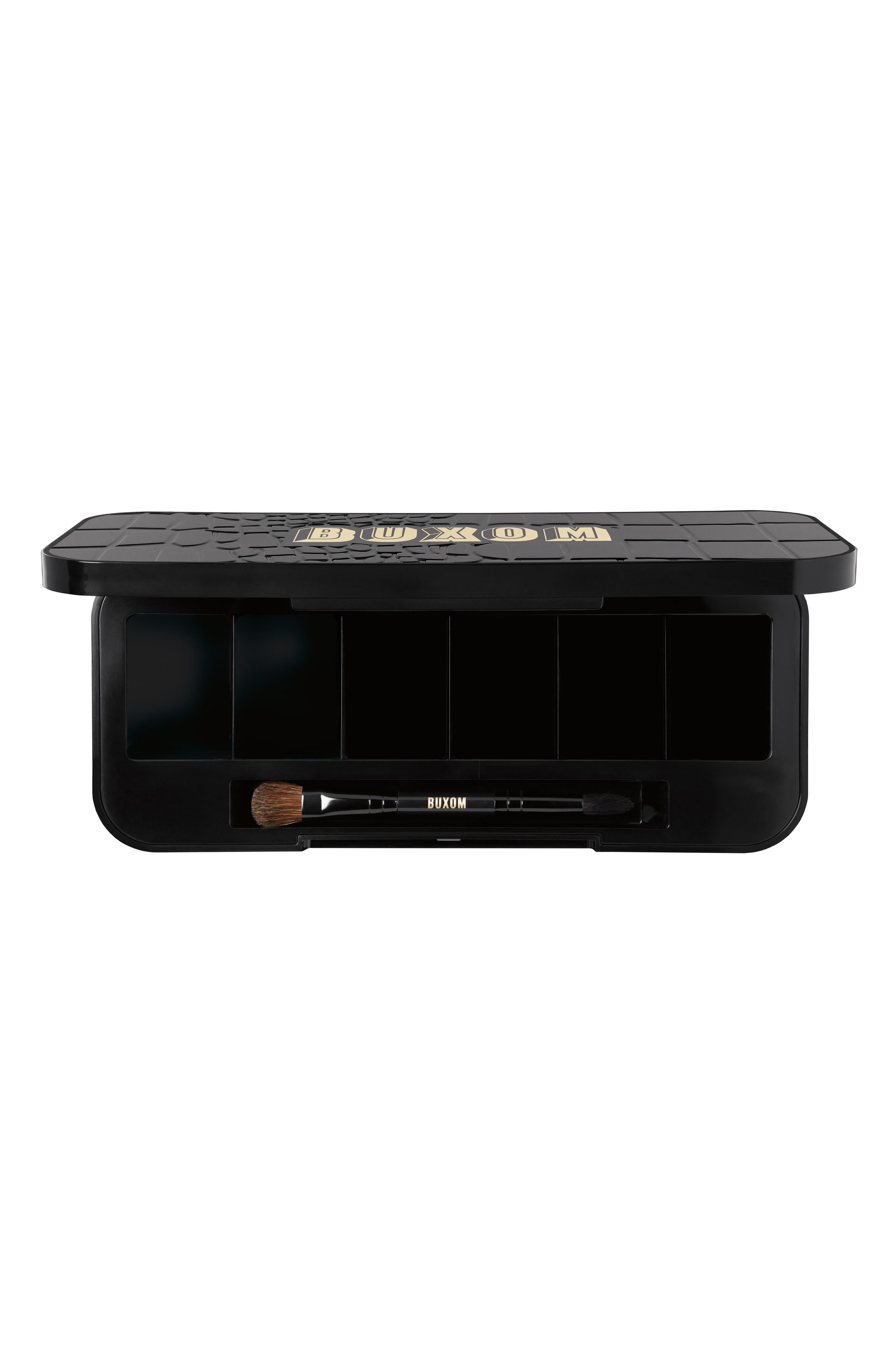Empty Customizable Eyeshadow Bar Palette,                         Main,                         color, NO COLOR