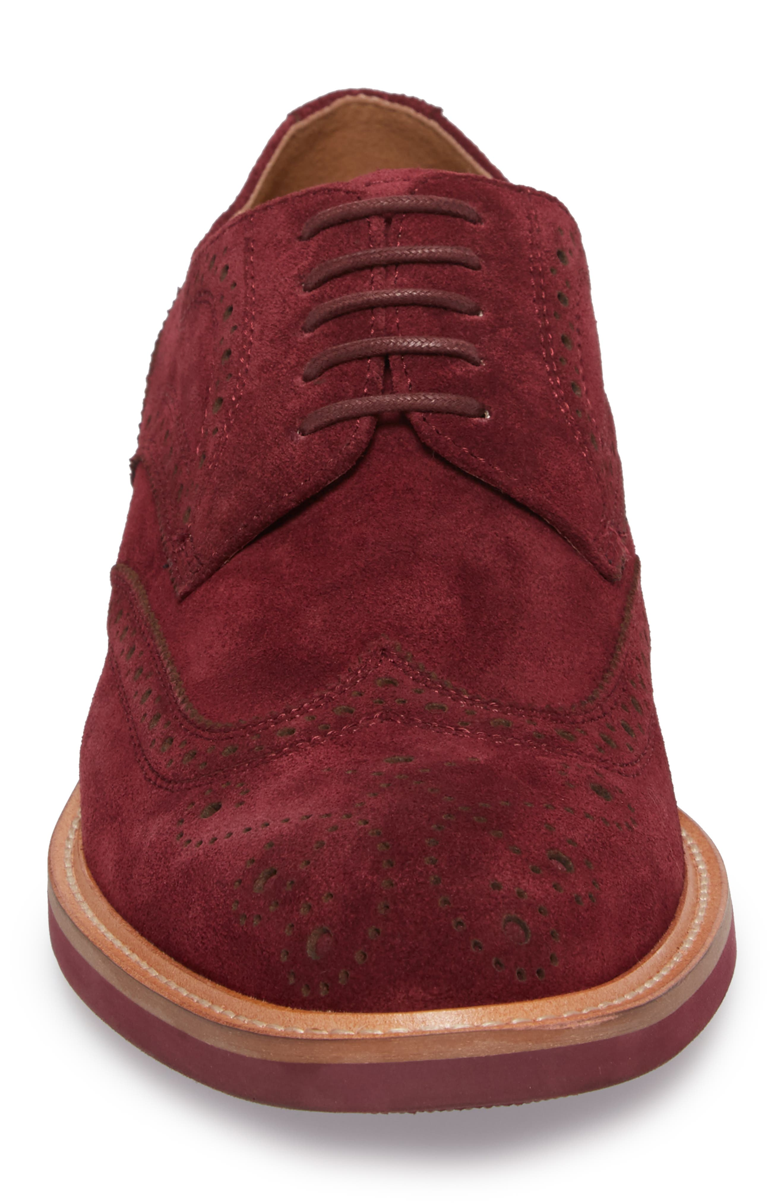 Kenneth Cole Reaction Wingtip,                             Alternate thumbnail 16, color,