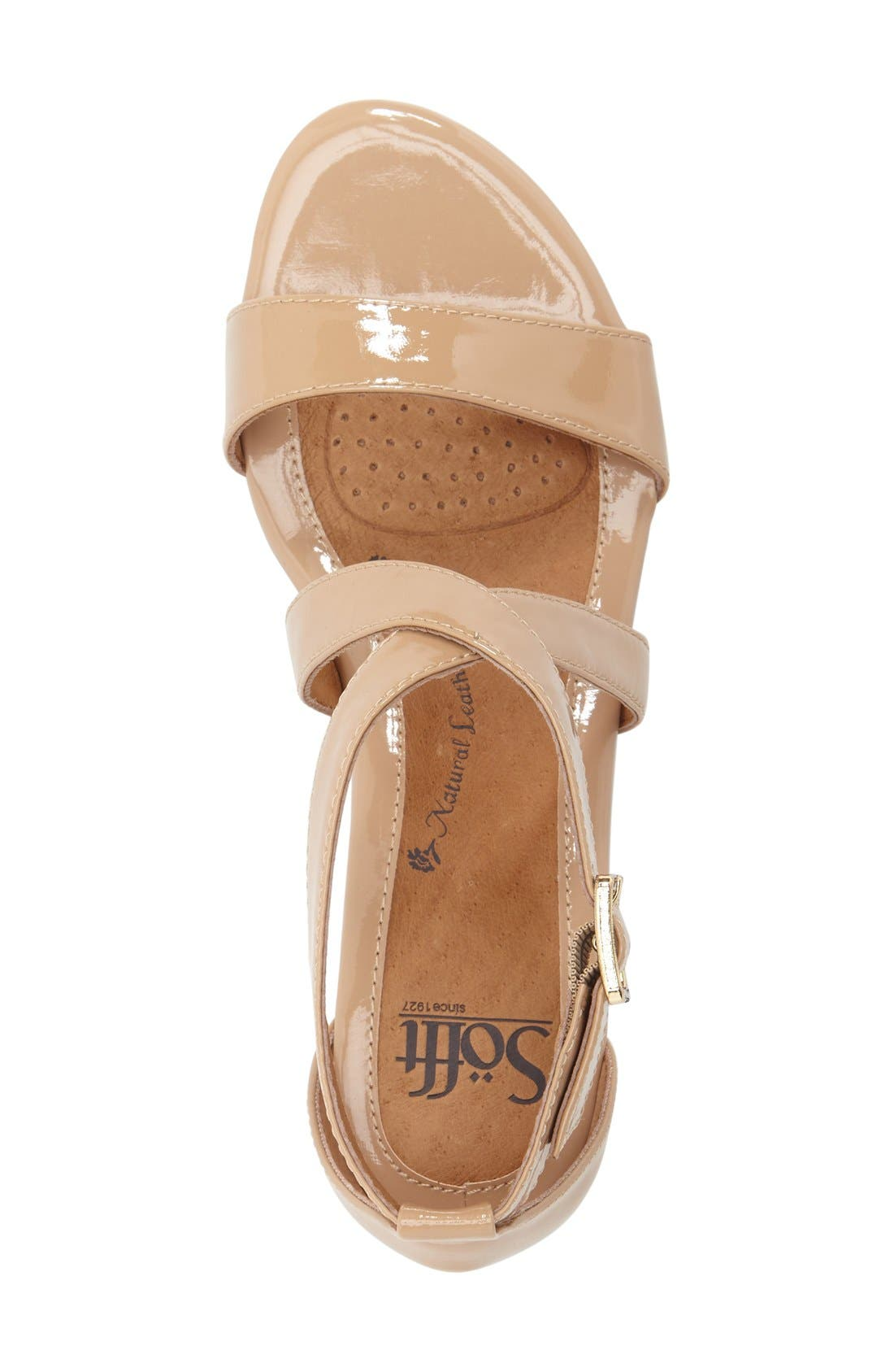 'Innis' Low Wedge Sandal,                             Alternate thumbnail 32, color,