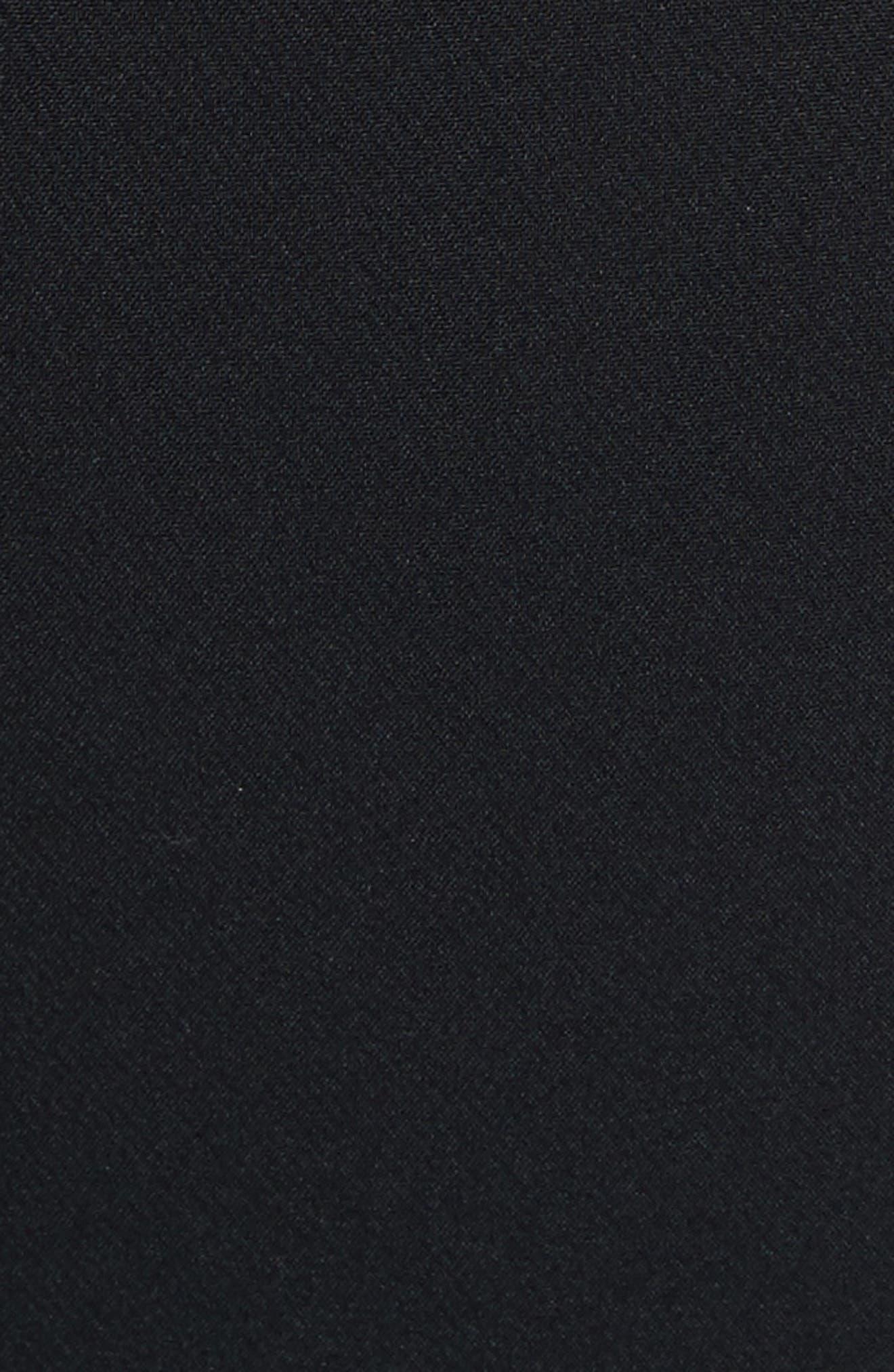 Versailles Print Body-Con Dress,                             Alternate thumbnail 5, color,                             001