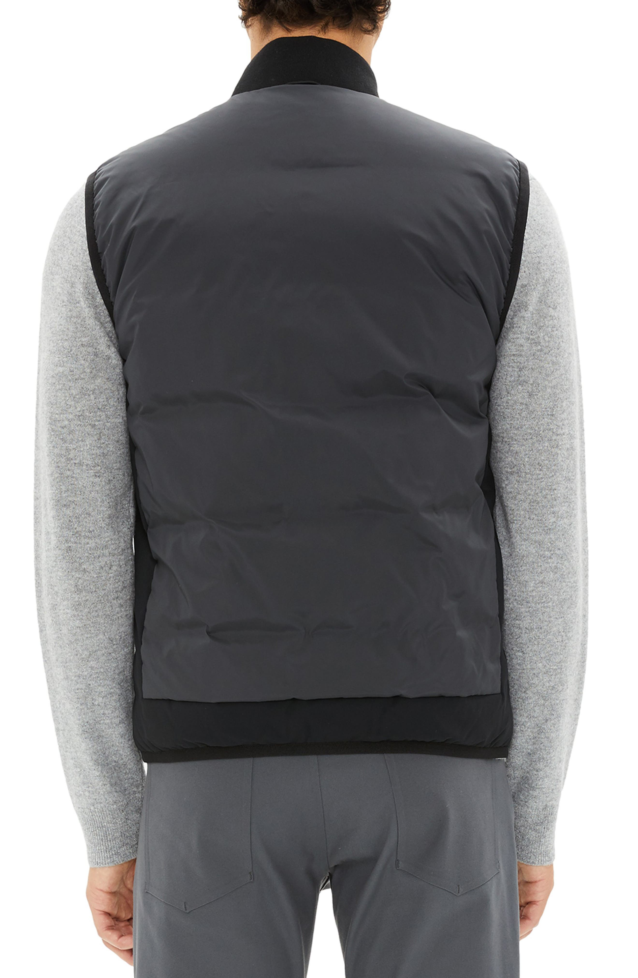 Greene Regular Fit Vest,                             Alternate thumbnail 2, color,                             001