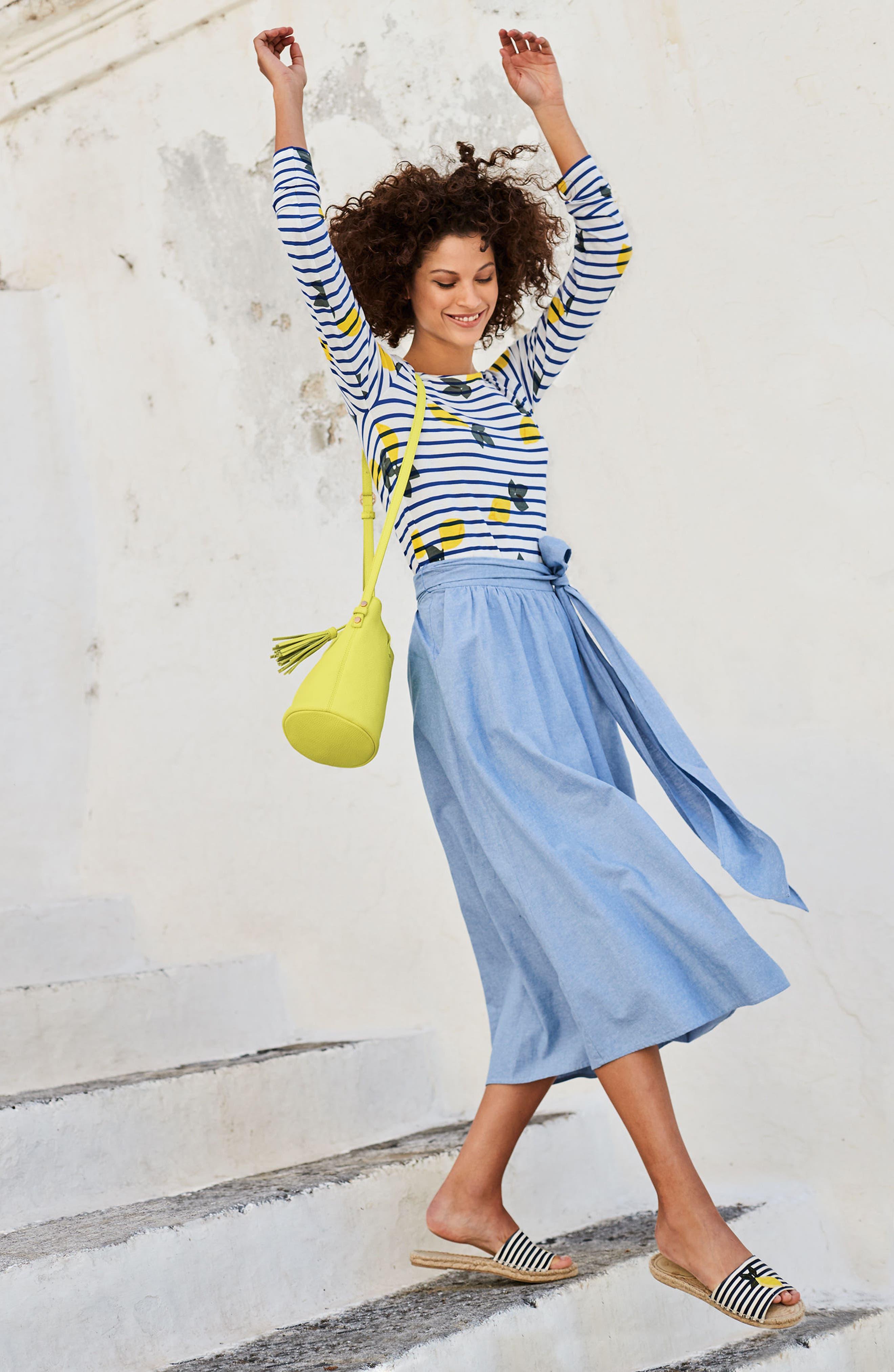 Kiera Midi Skirt,                             Alternate thumbnail 7, color,                             469