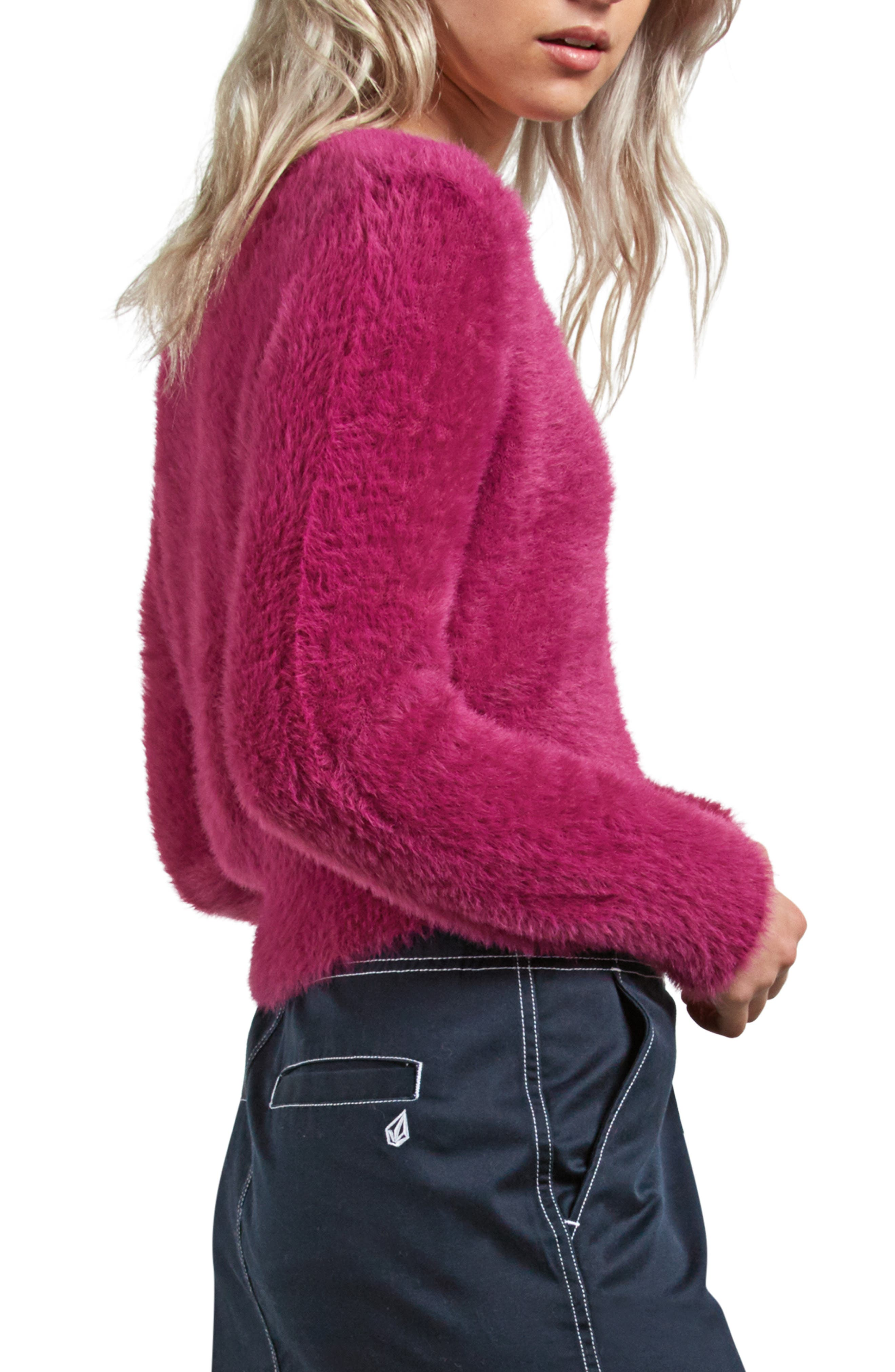 Clued 2 You Sweater,                             Alternate thumbnail 3, color,                             500