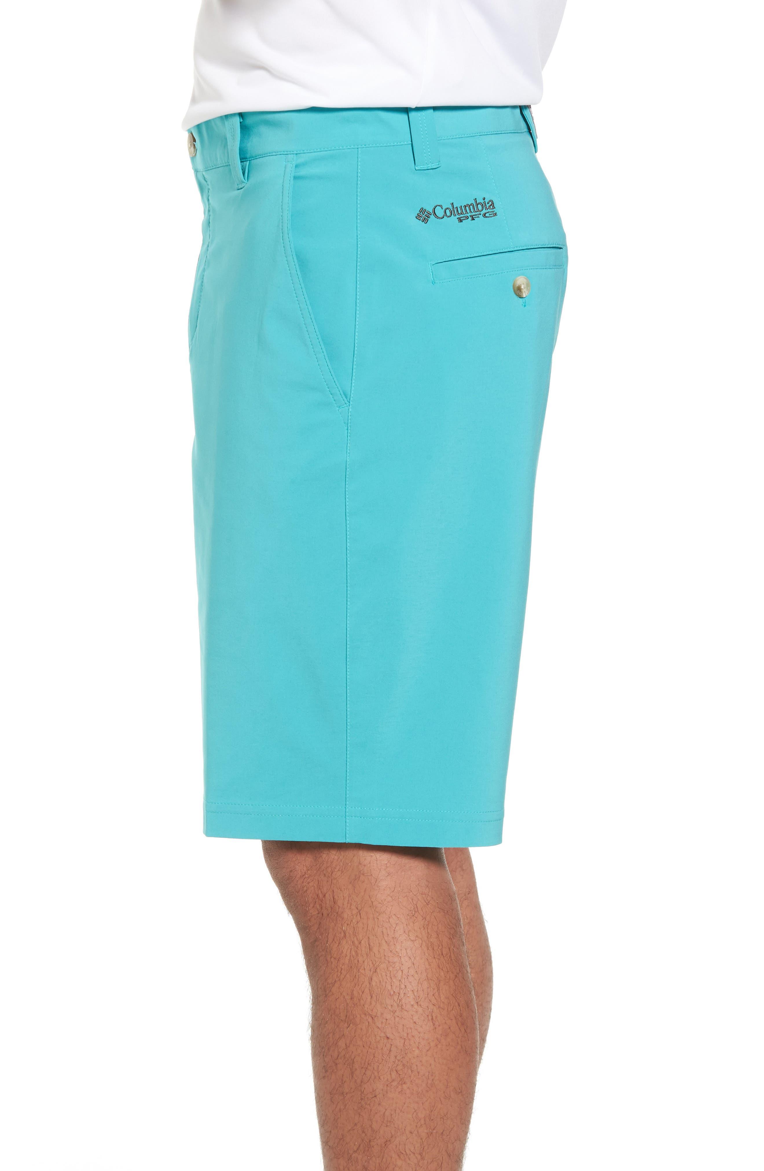 PFG Grander Marlin II Shorts,                             Alternate thumbnail 3, color,                             440