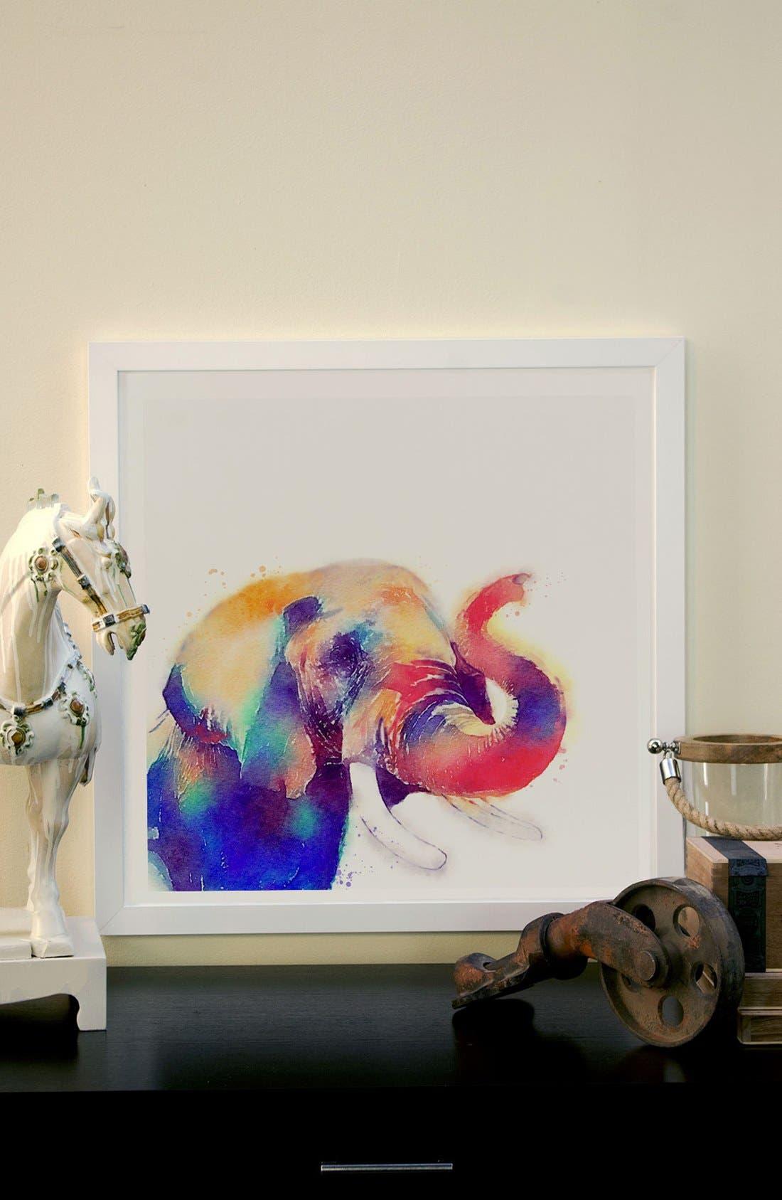 'The Majestic' Framed Fine Art Print,                             Alternate thumbnail 2, color,                             100