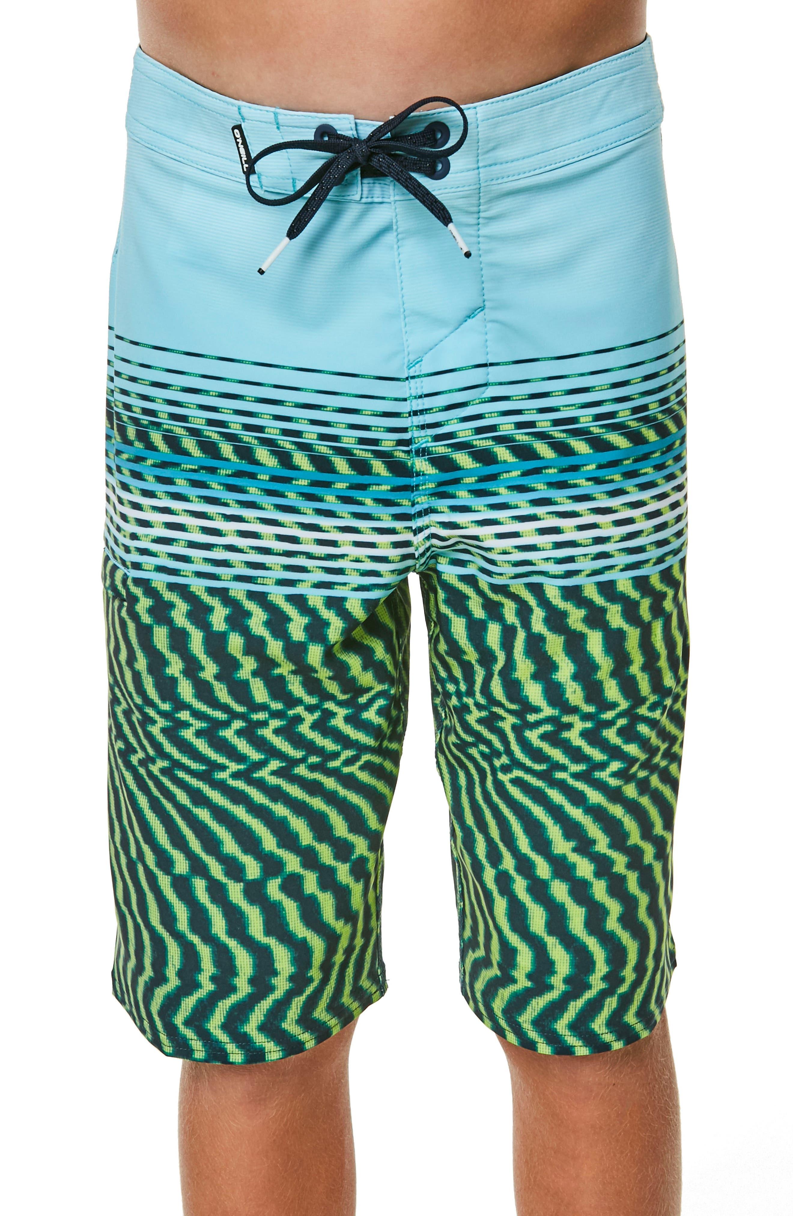 Hyperfreak Wavelength Board Shorts,                             Alternate thumbnail 2, color,                             305