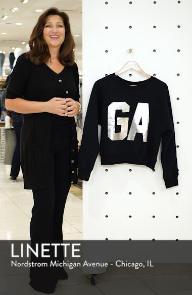 Goodies Varsity Sweatshirt, sales video thumbnail