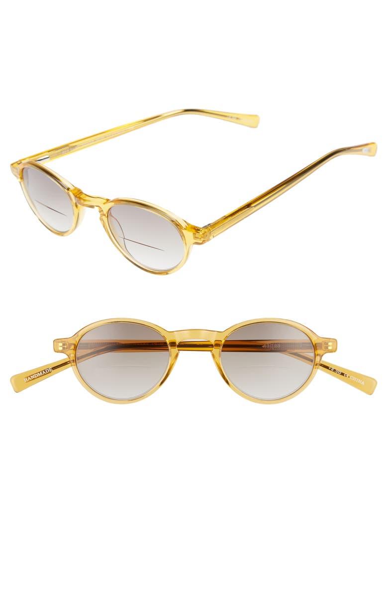 575fe5a162 Eyebobs Board Stiff 43mm Reading Sunglasses