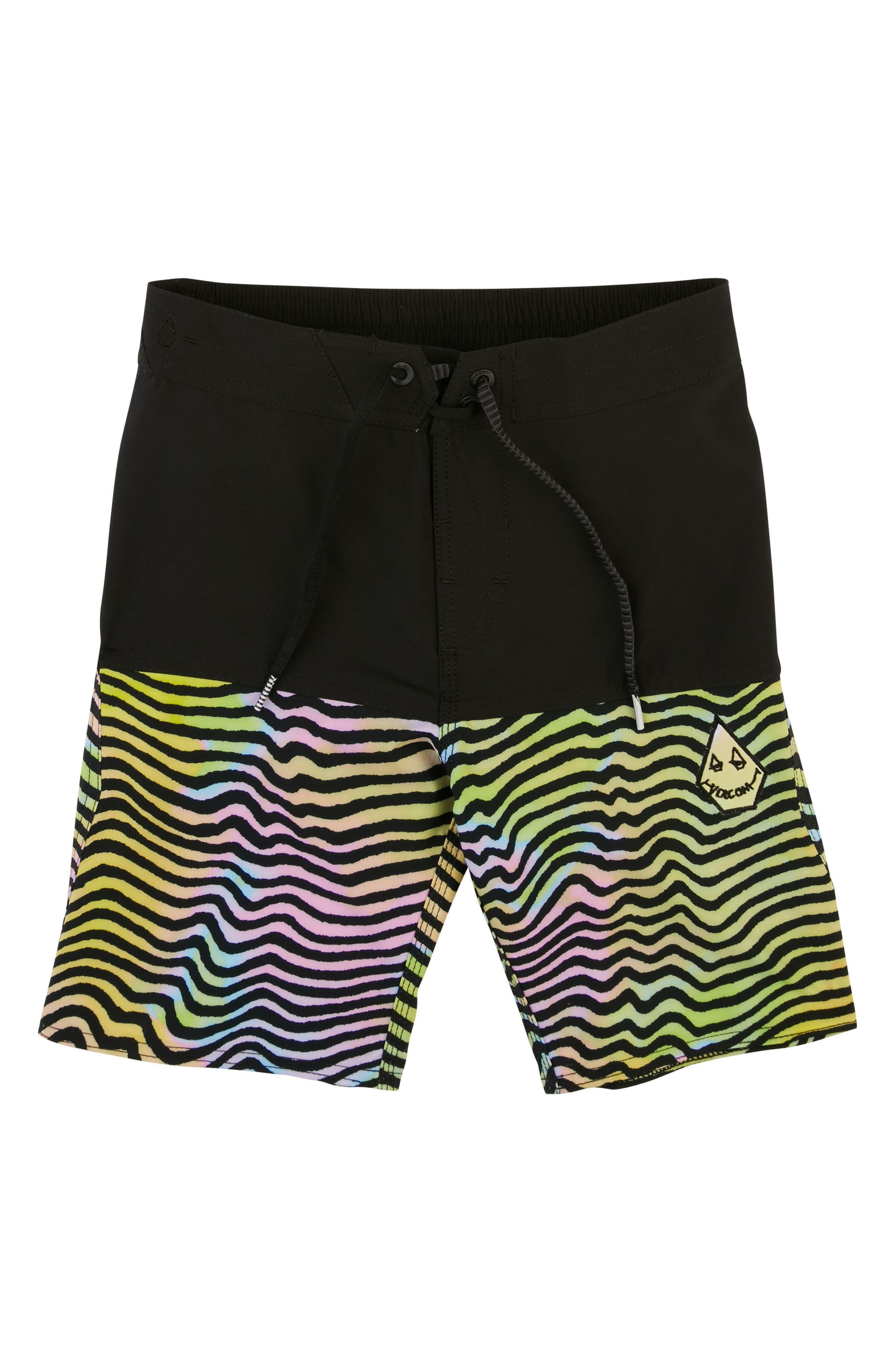 Vibes Board Shorts,                         Main,                         color, MULTI