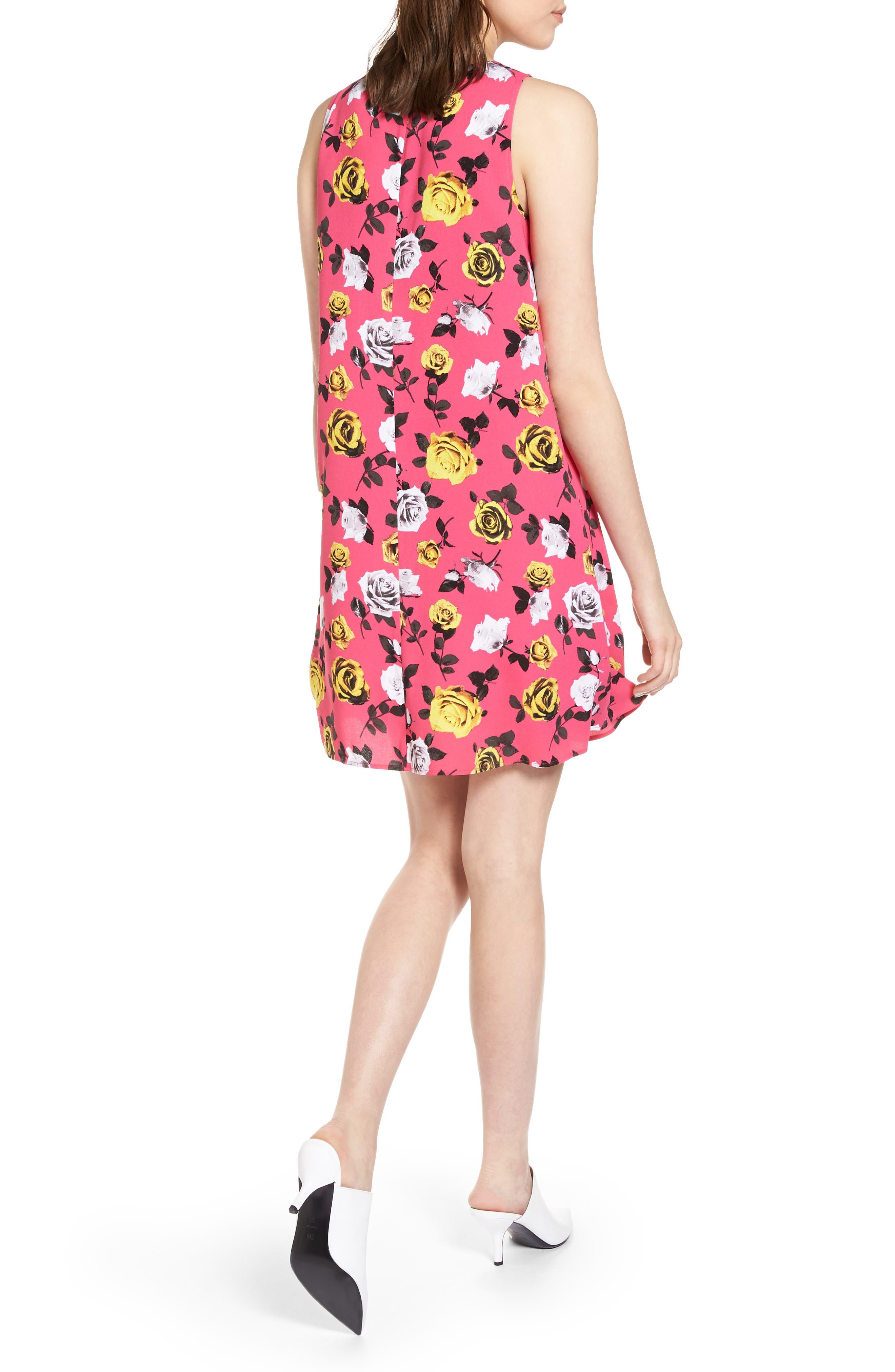 A-Line Dress,                             Alternate thumbnail 44, color,