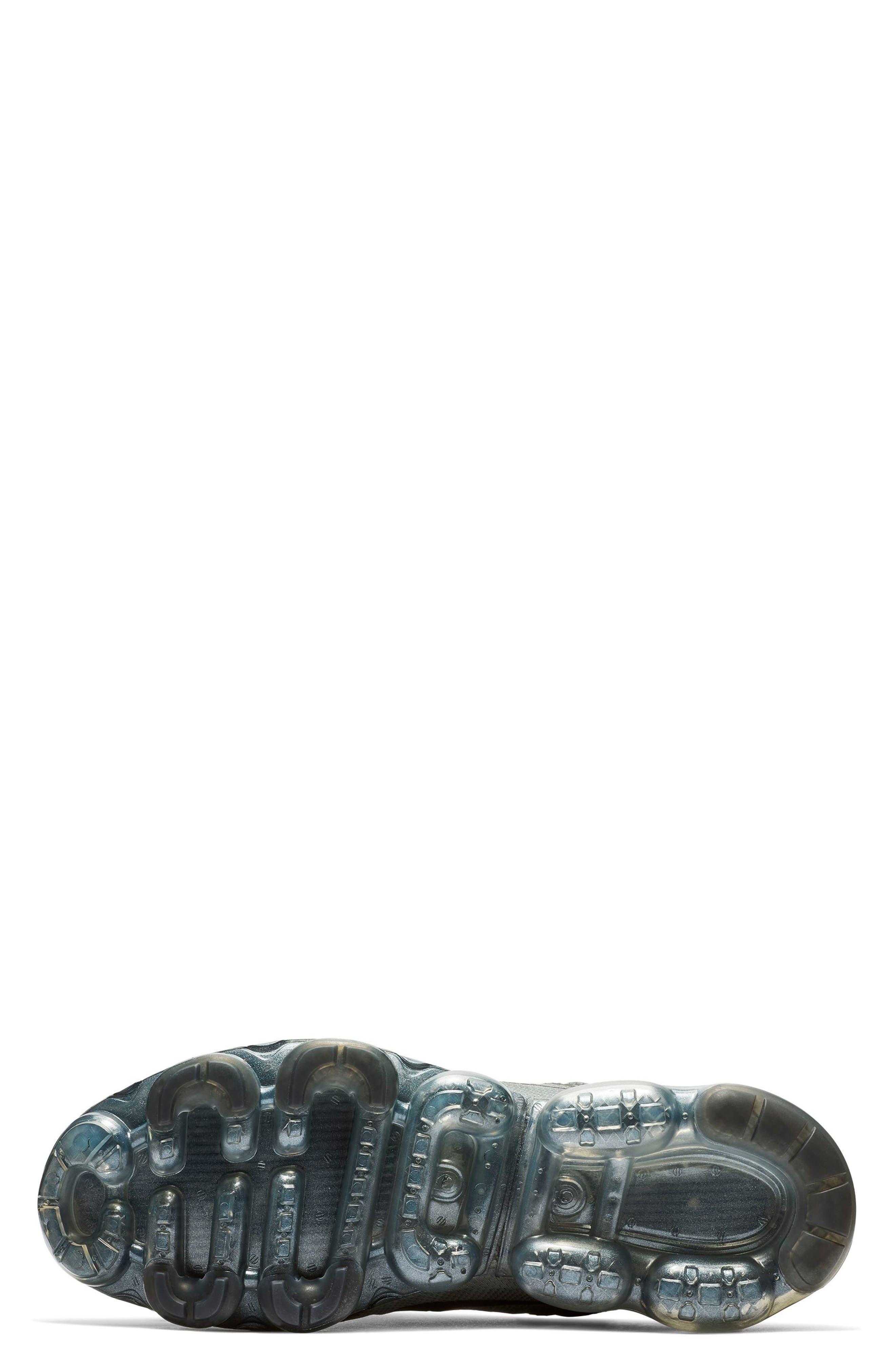 Air VaporMax 2019 Running Shoe,                             Alternate thumbnail 5, color,                             BLACK/ BLACK/ BLACK