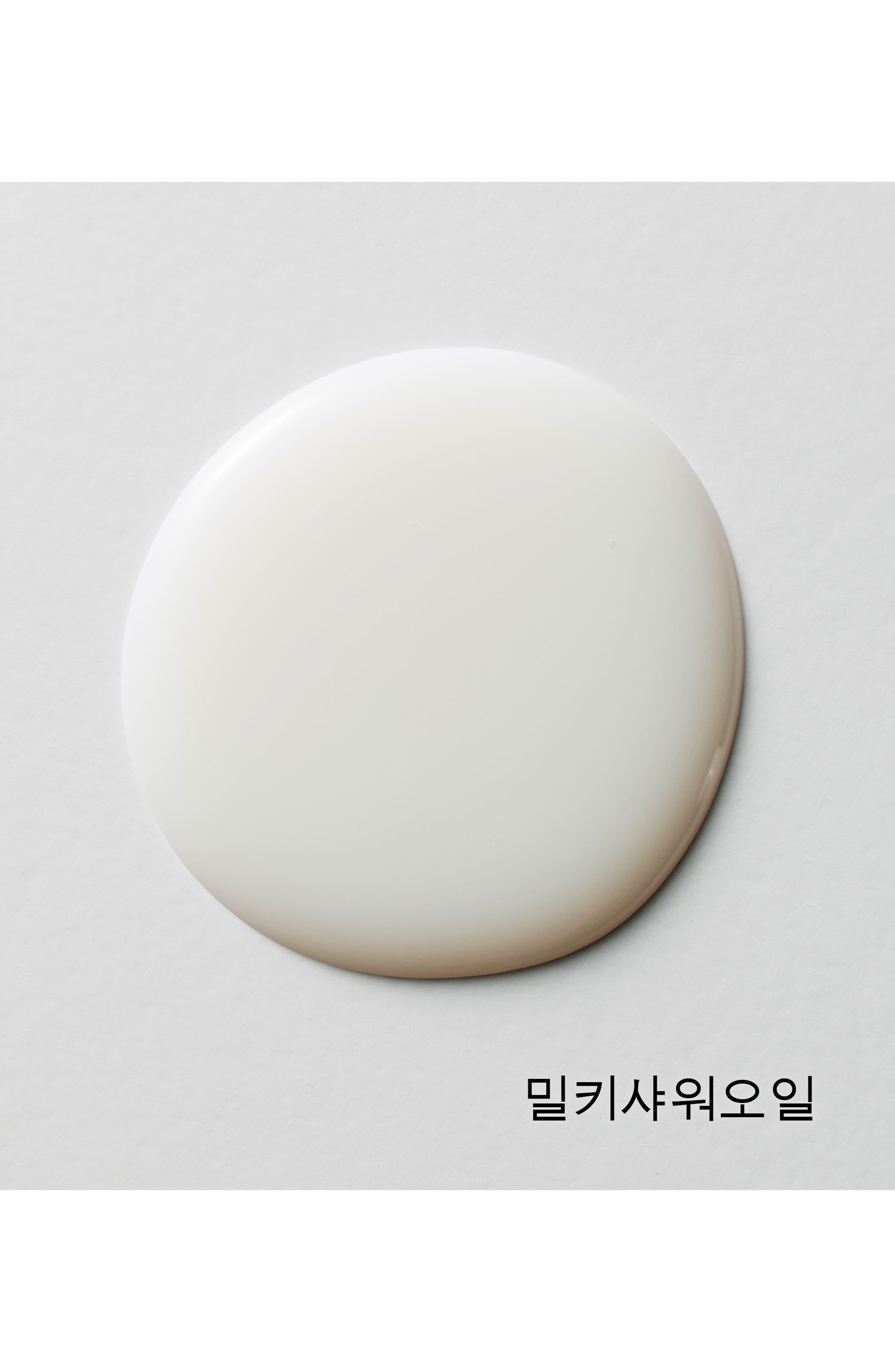 Coconut Milky Oil Shower Moisturizing Body Wash,                             Alternate thumbnail 3, color,                             NO COLOR