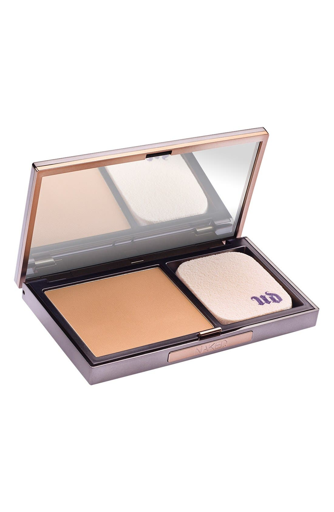 URBAN DECAY,                             Naked Skin Ultra Definition Powder Foundation,                             Main thumbnail 1, color,                             254