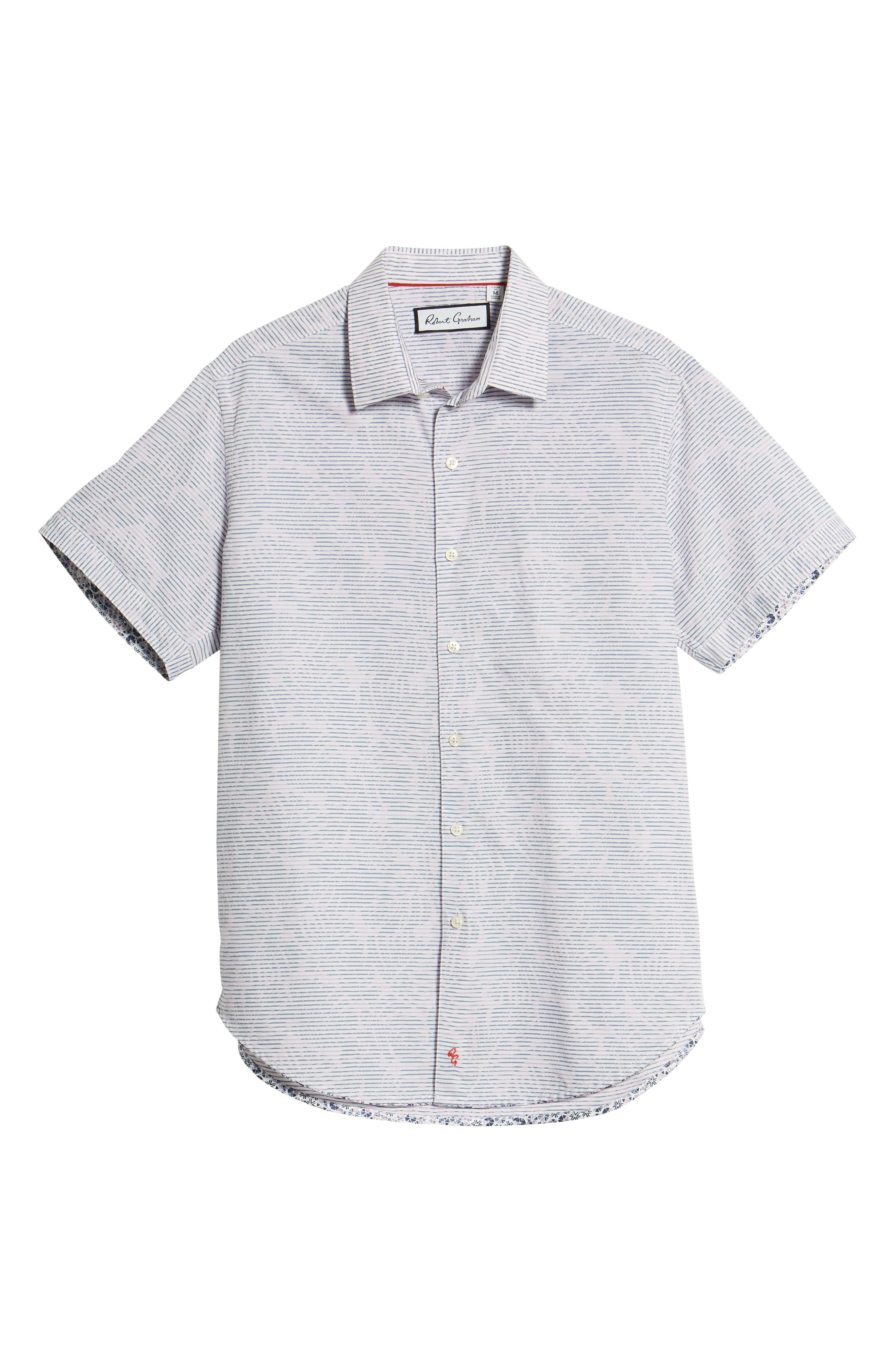 El Carmelo Classic Fit Sport Shirt,                             Alternate thumbnail 6, color,                             652